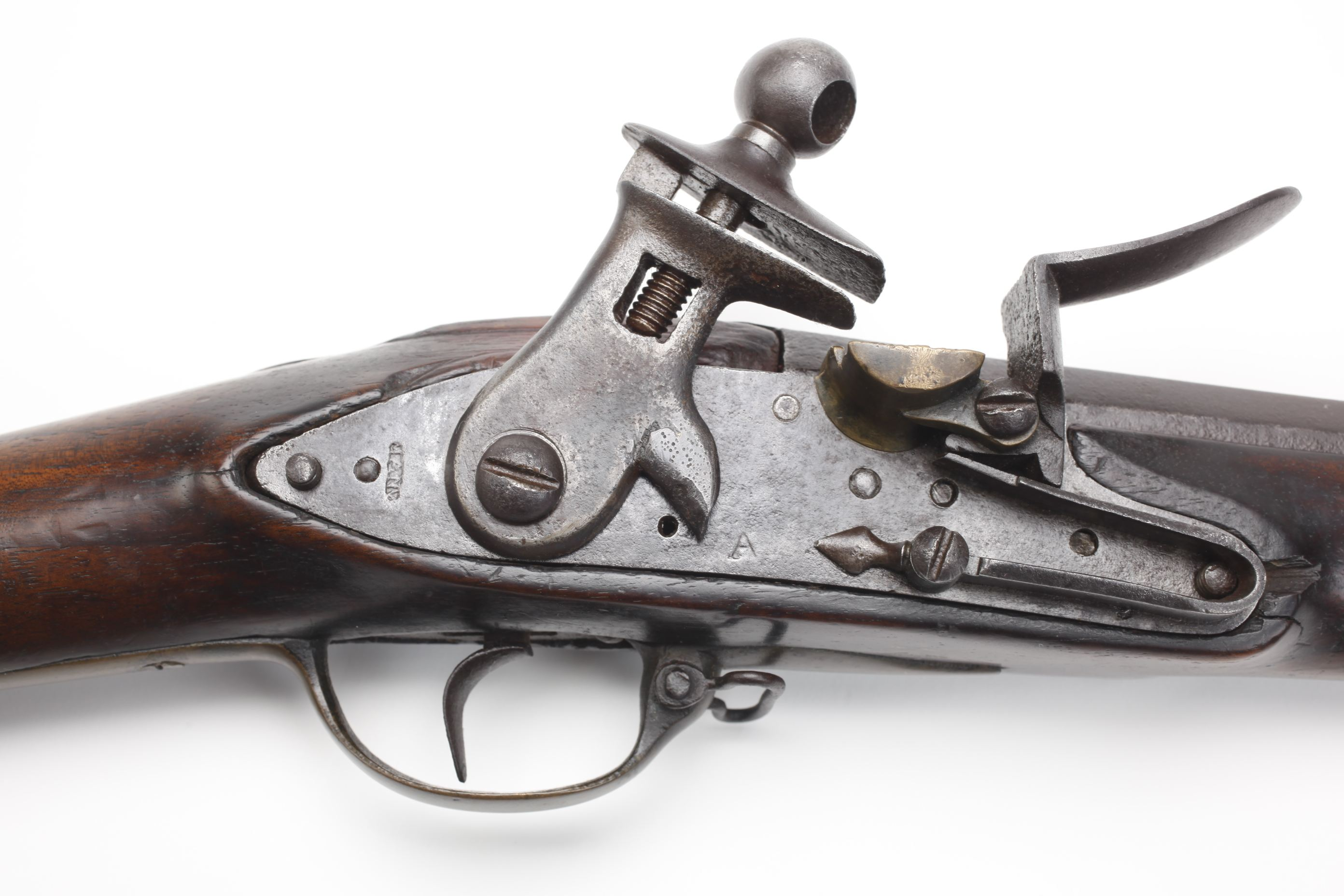 Spanish Model 1803 Flintlock Musket