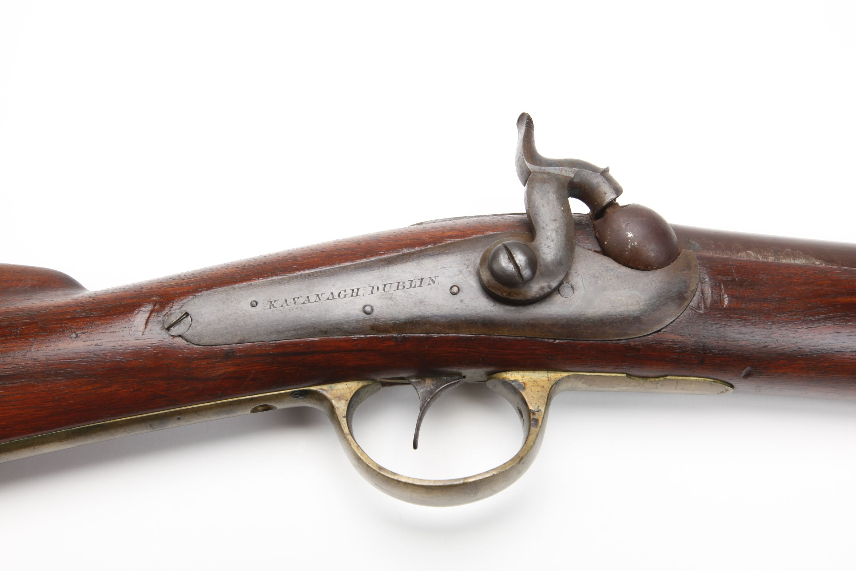 British Model 1838 Land Pattern Musket