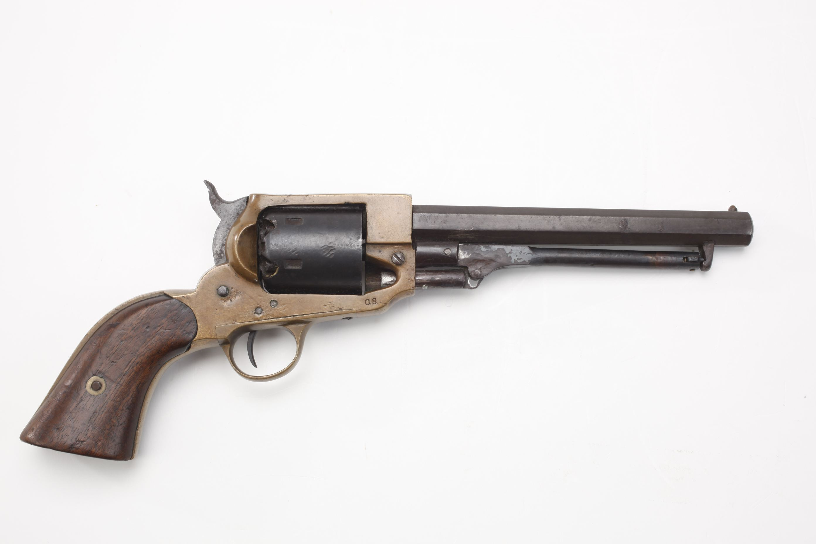 Spiller and Burr Navy Percussion Revolver