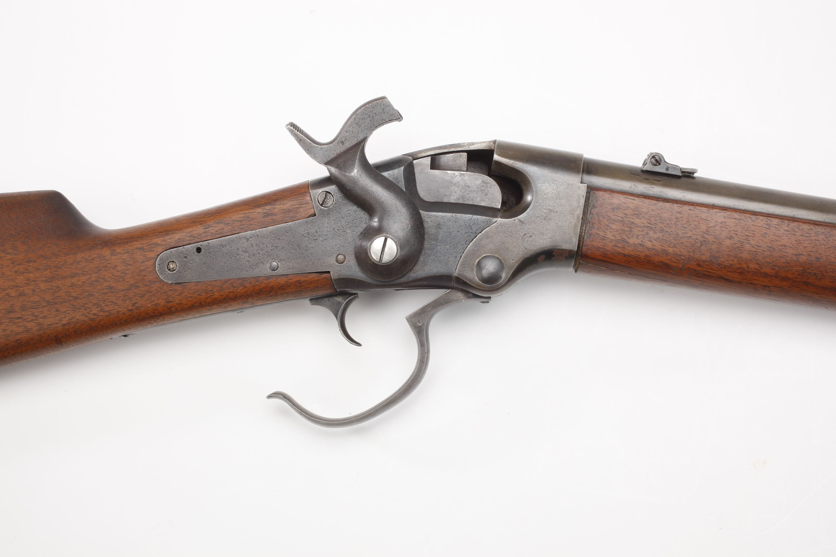 E G Lamson and Co Ball Repeating Carbine