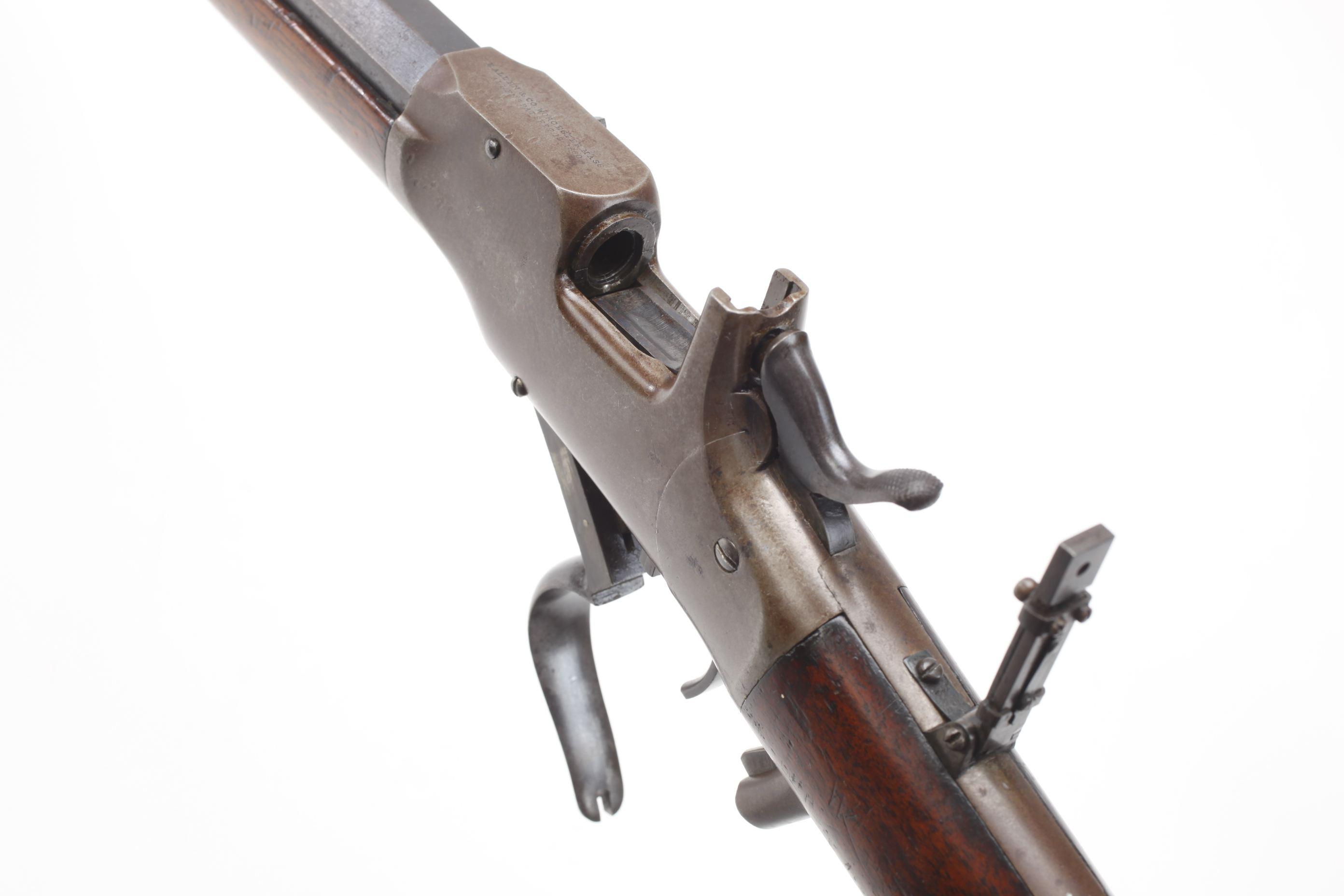 Ethan Allen Drop Breech Rifle