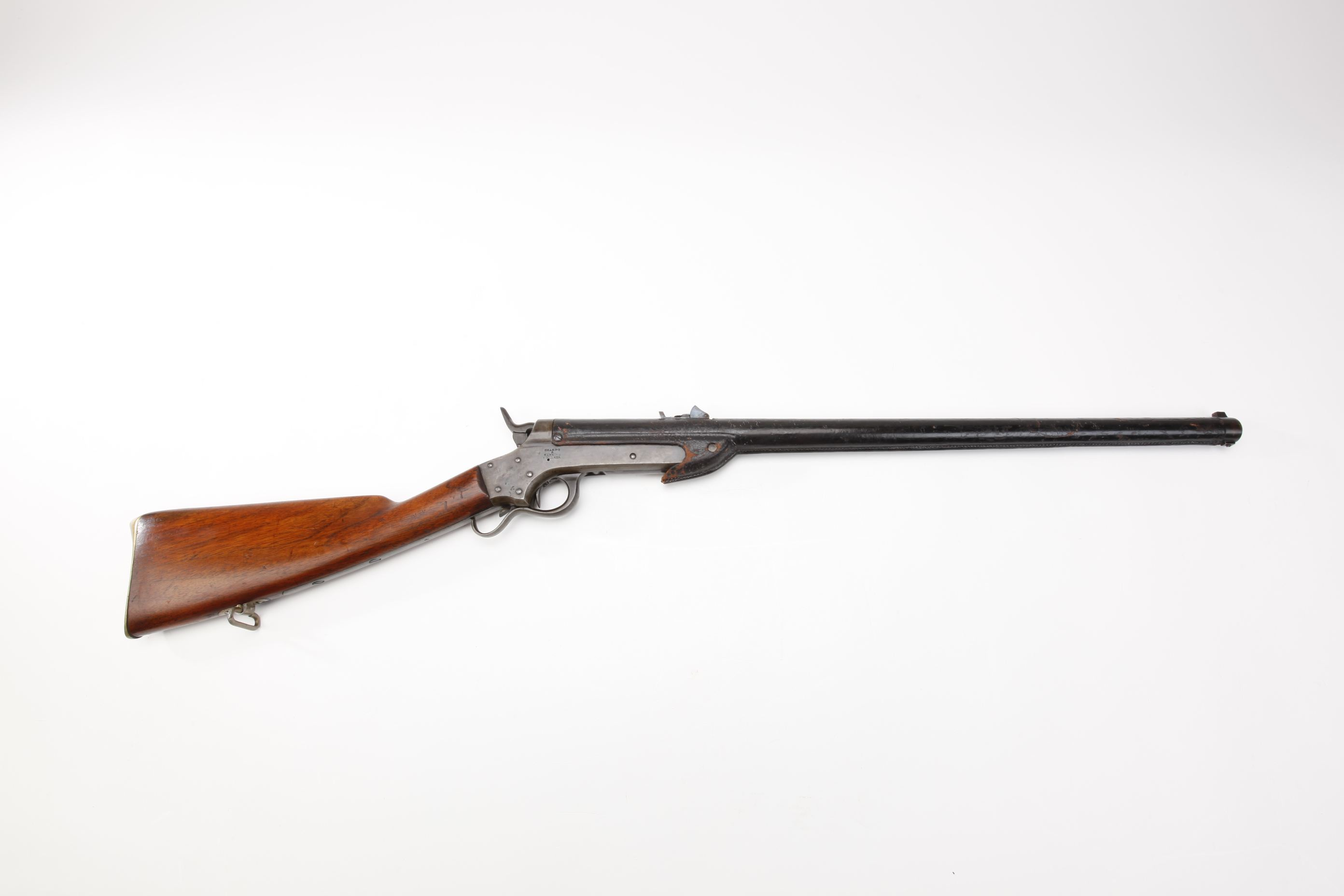 Sharps & Hankins M1862 Single Shot Breechloading Percussion Carbine