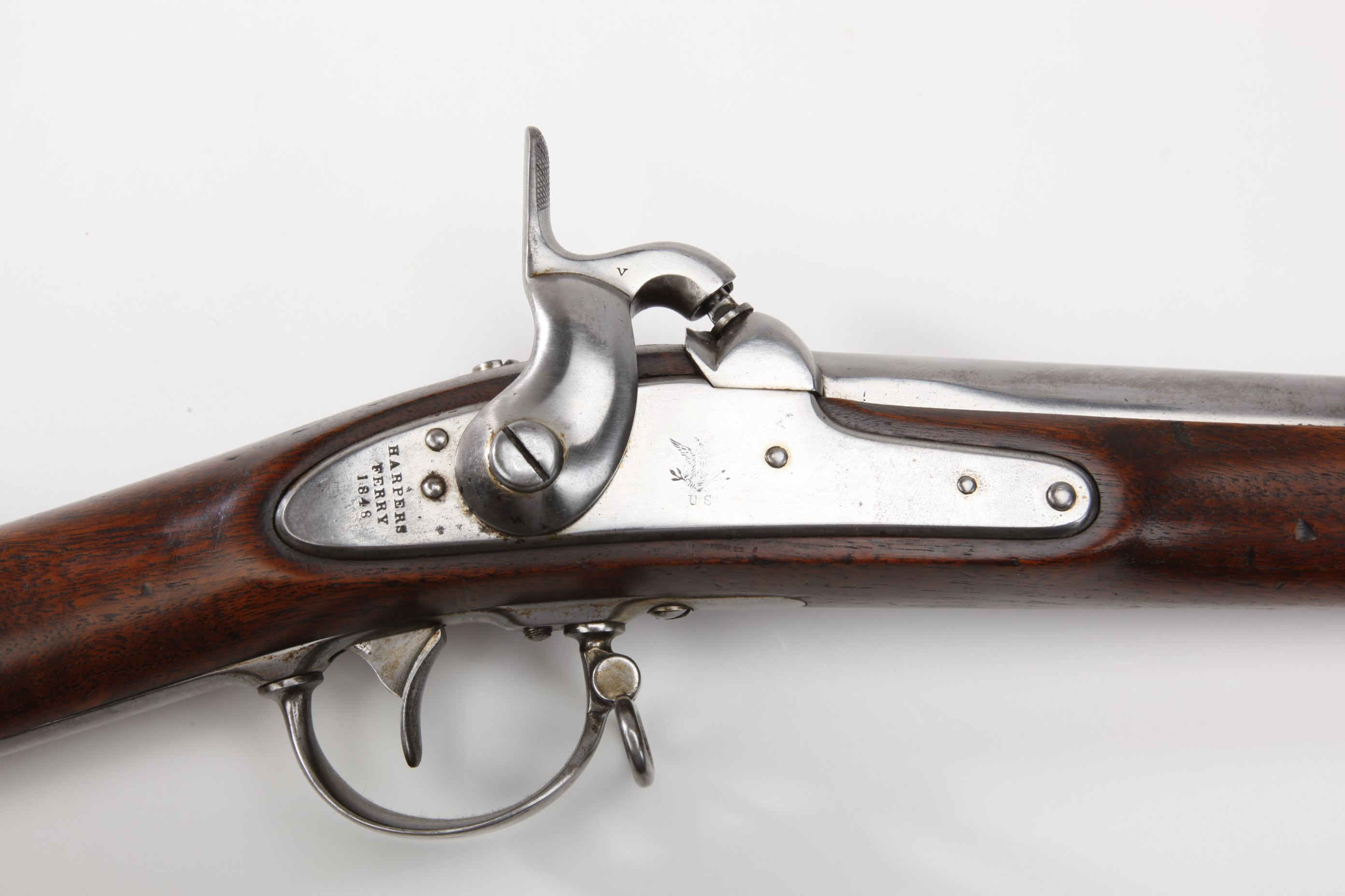 U.S. Harpers Ferry Model 1842 Percussion Musket