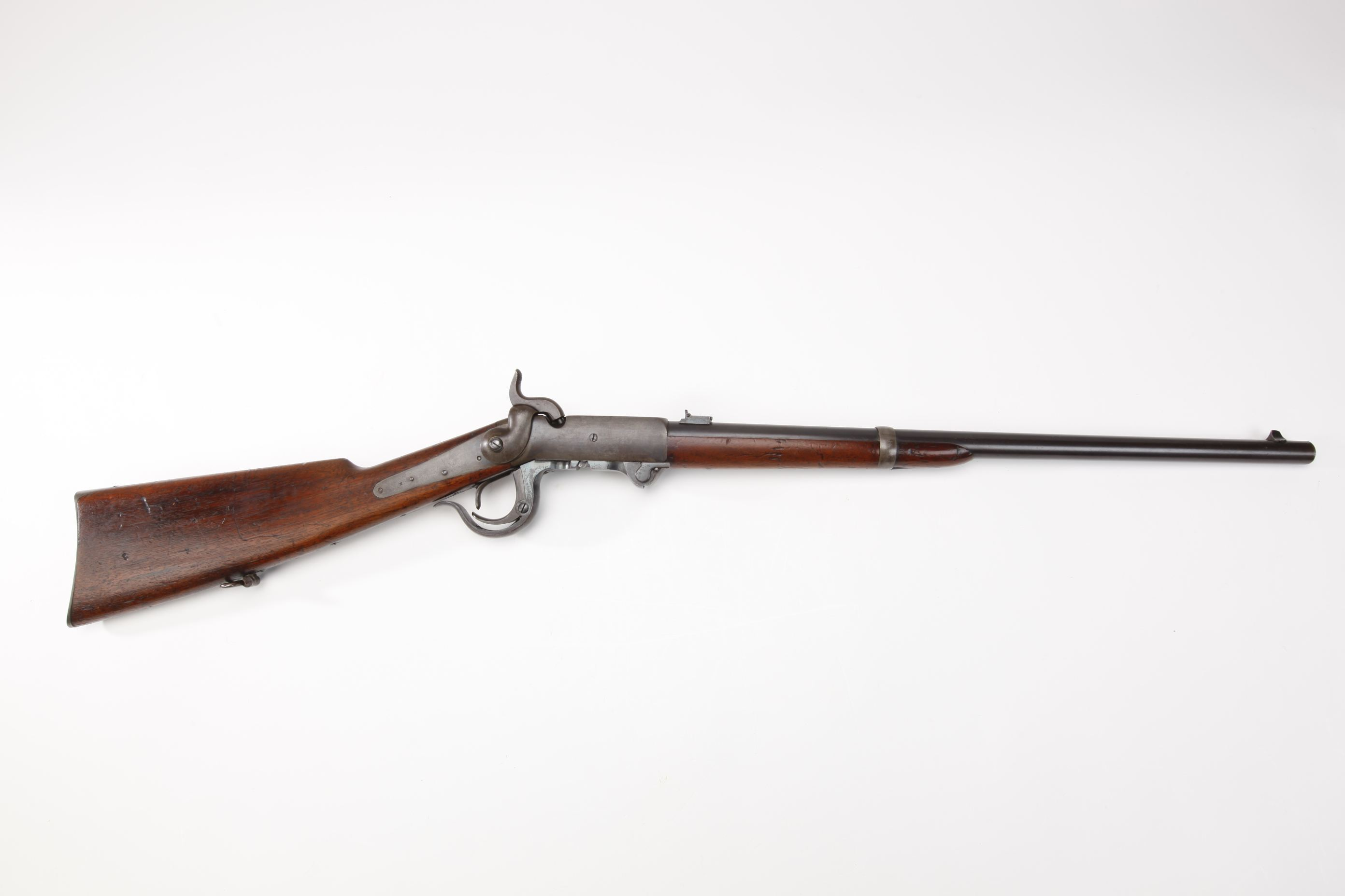Burnside Rifle Co 4th Model Breechloading Percussion Carbine