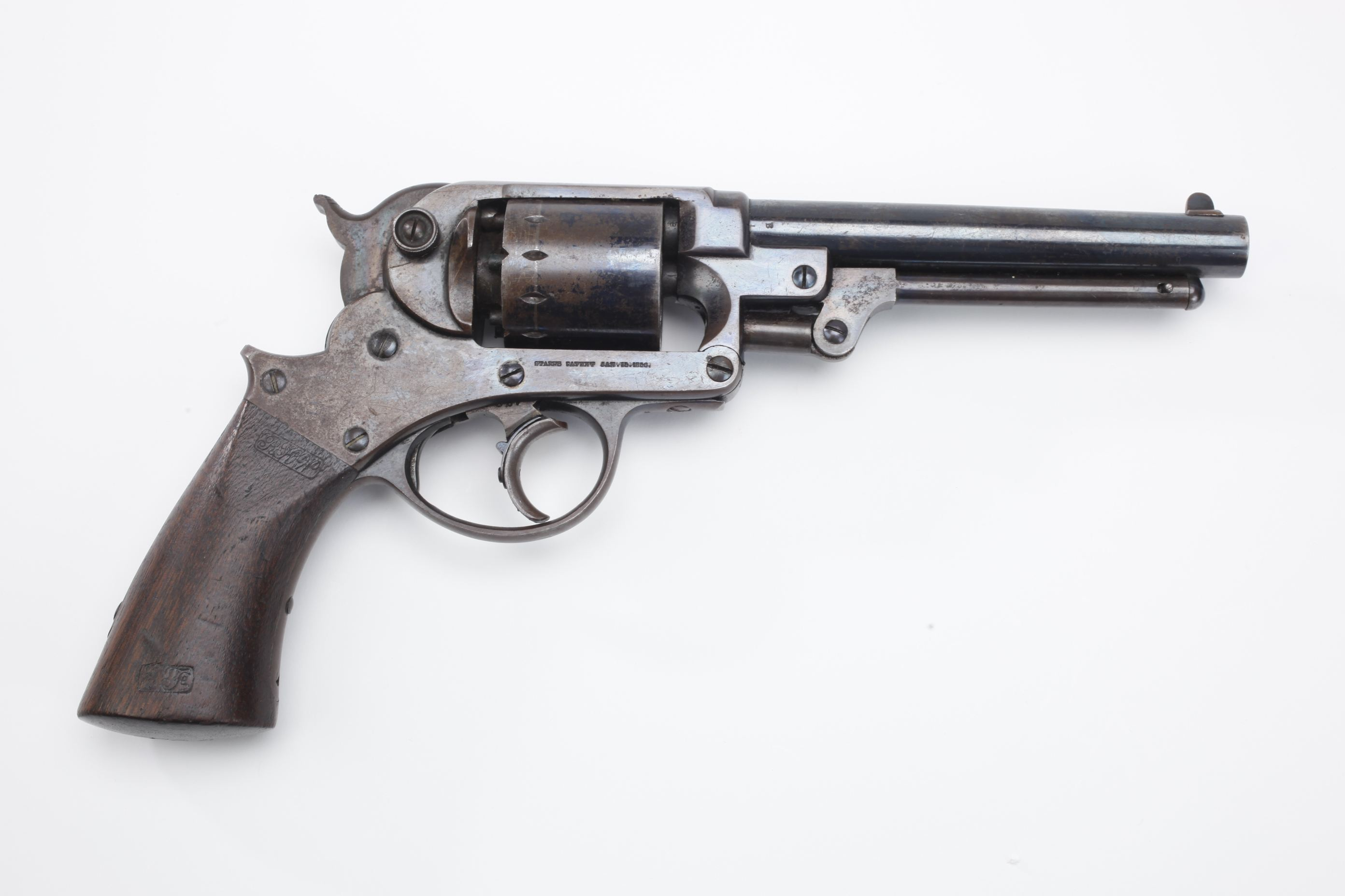 U.S. Starr Arms Co 1858 Double Action