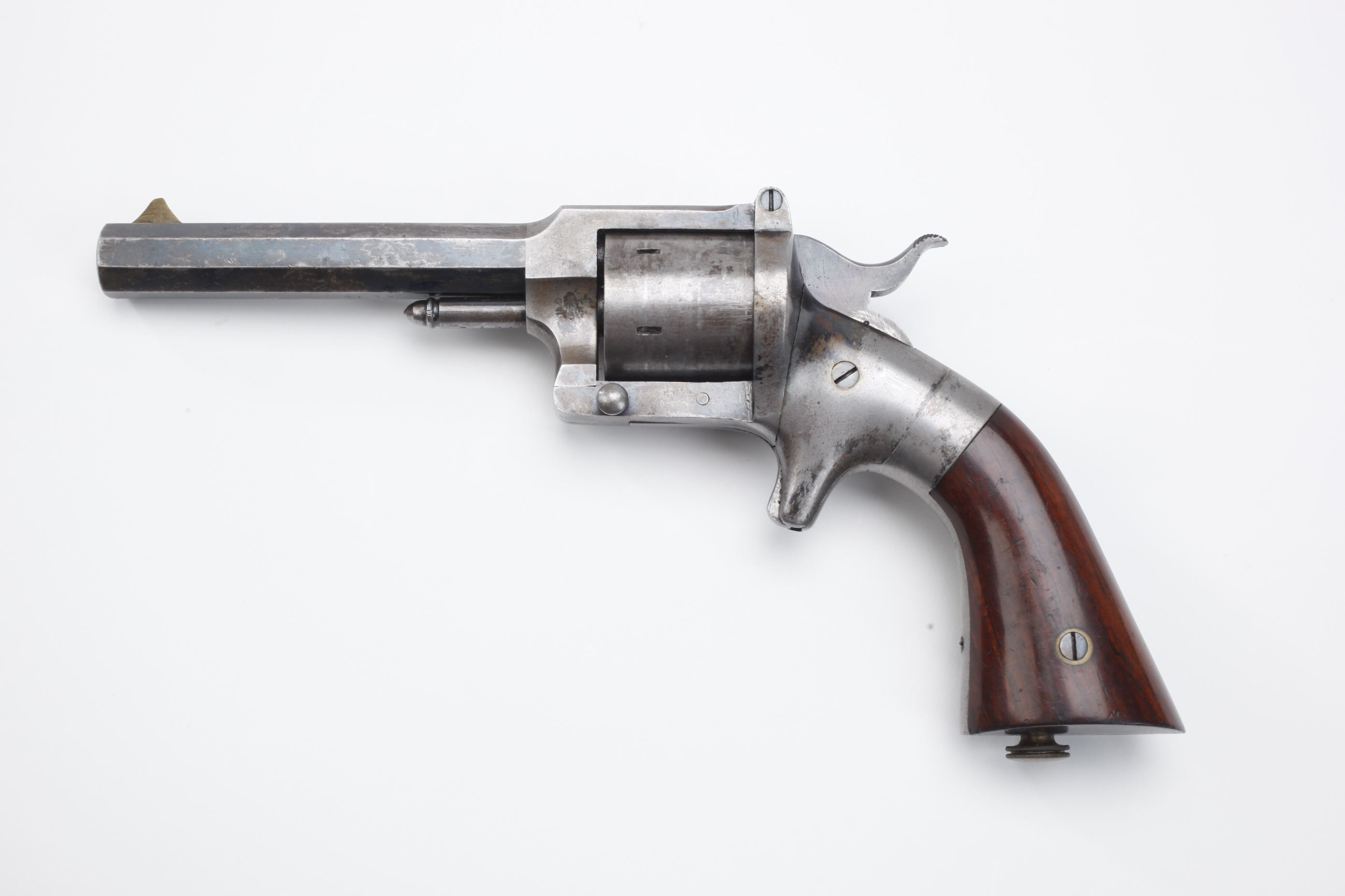 Lucius W. Pond Single Action Belt Revolver