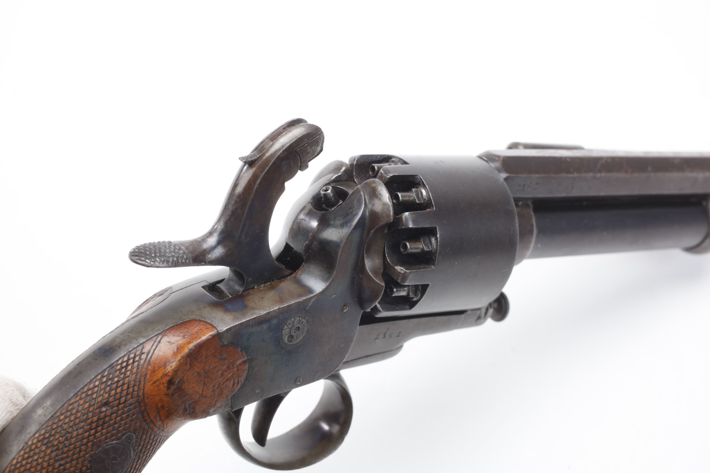 LeMat Second Model Percussion Revolver