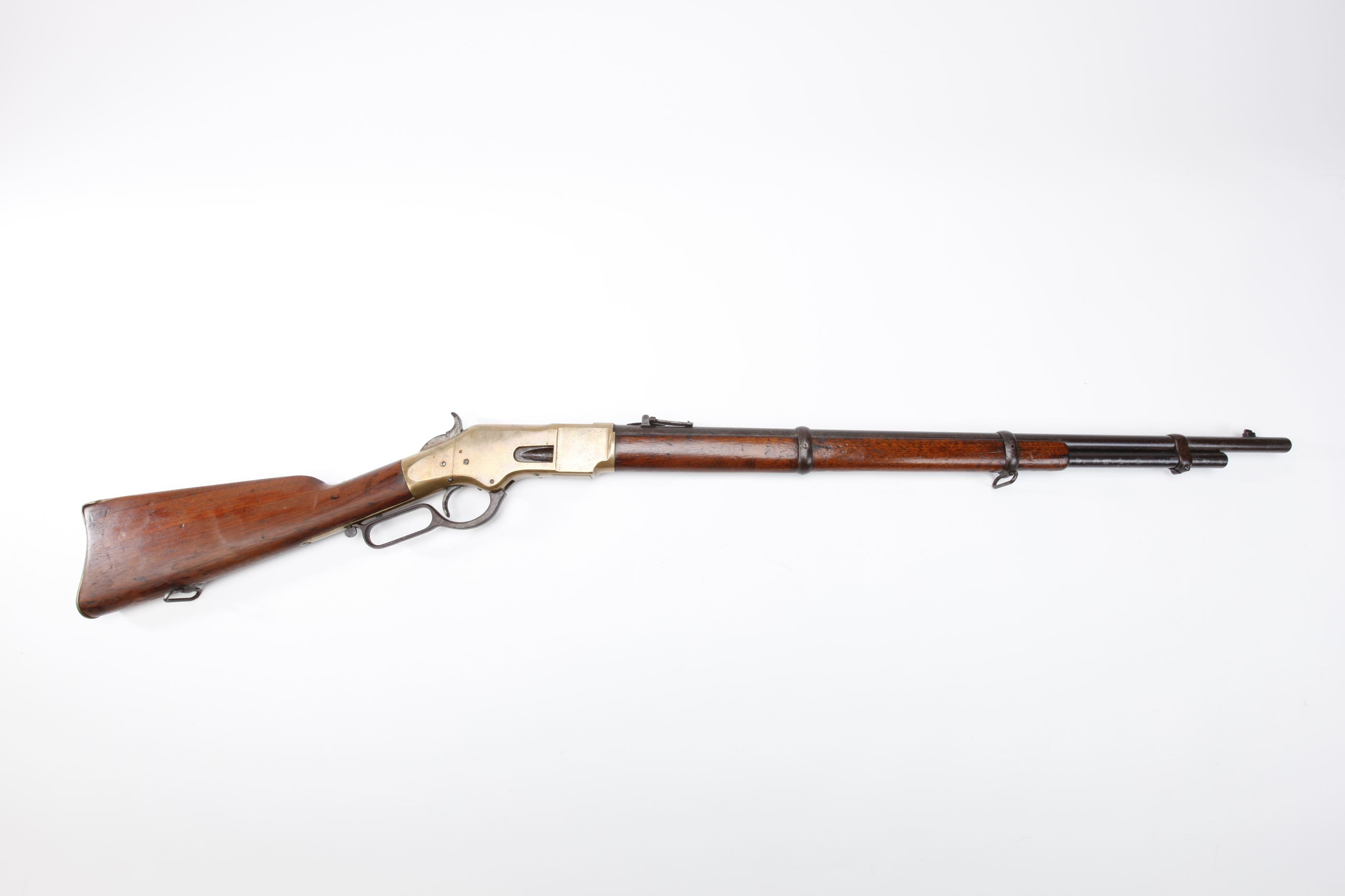 Winchester Model 1866 Third Model Lever Action Musket