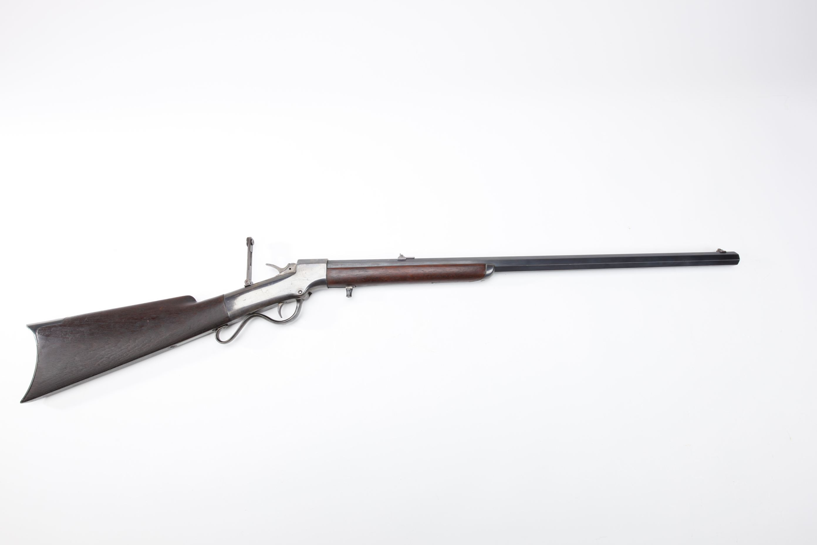 Marlin Ballard Single Shot External Extractor Hunters Rifle