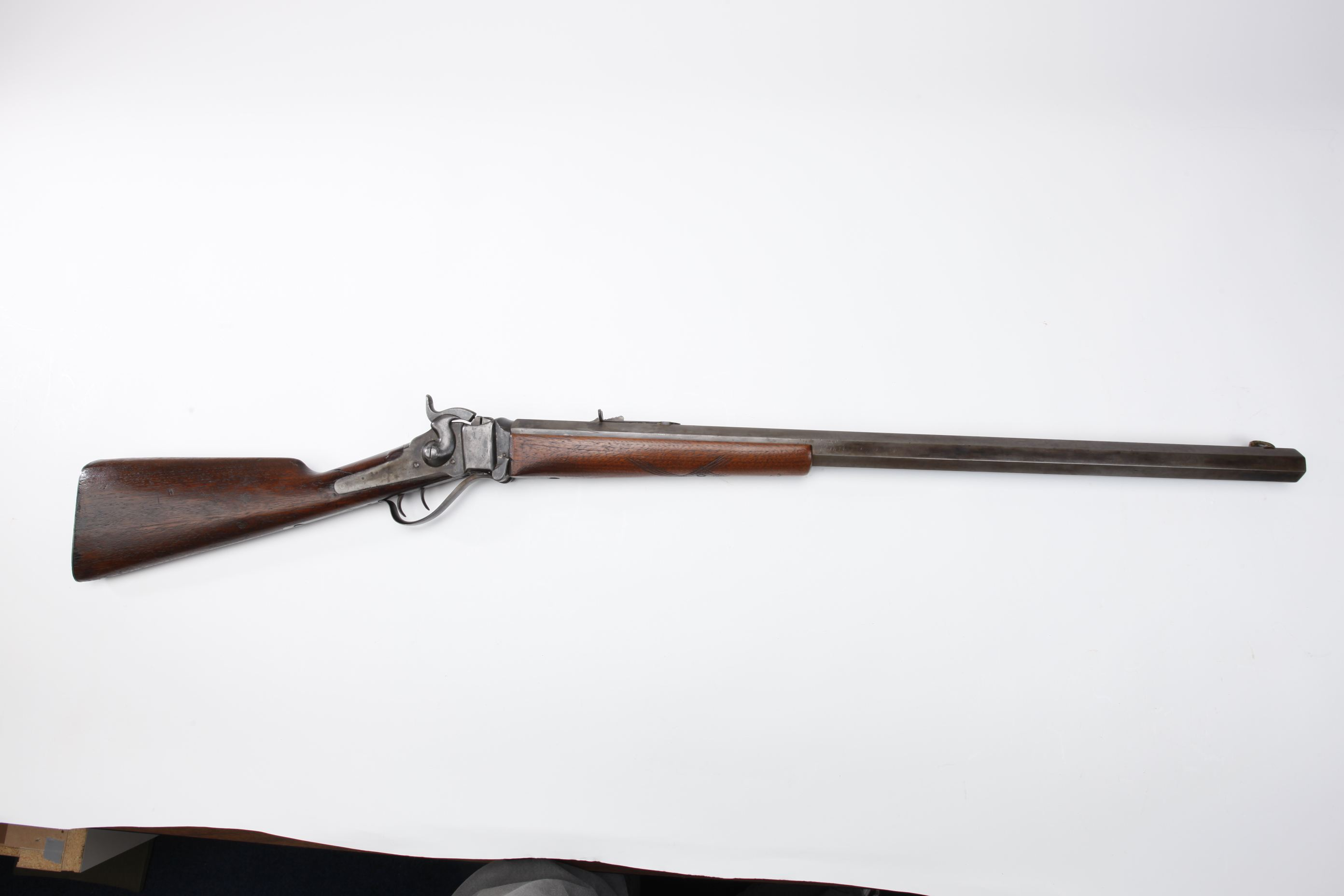 Sharps Model 1874 Old Reliable Single Shot Falling Block Rifle