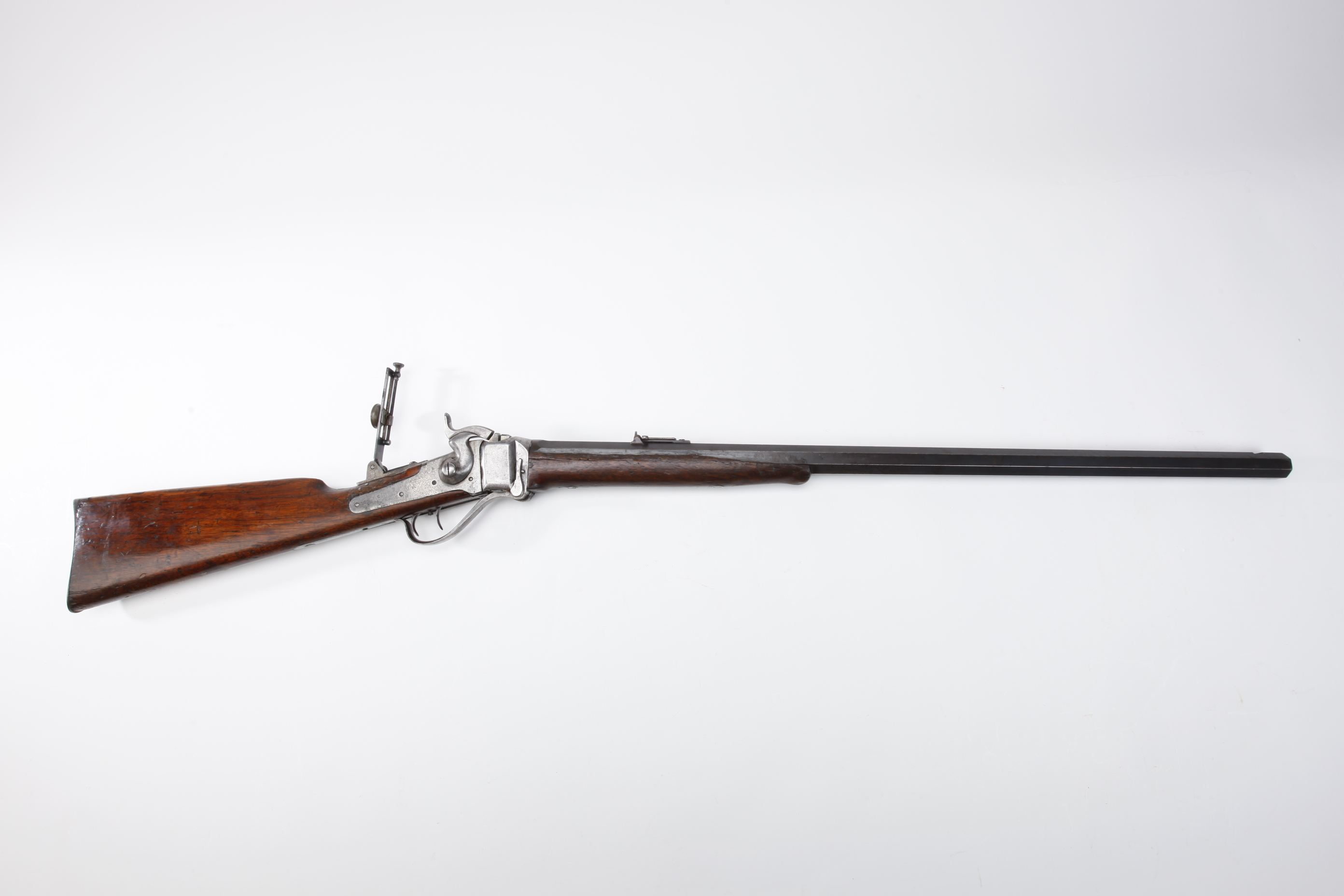Sharps Model 1874 Old Reliable Single Shot Falling Block Rifle (1)