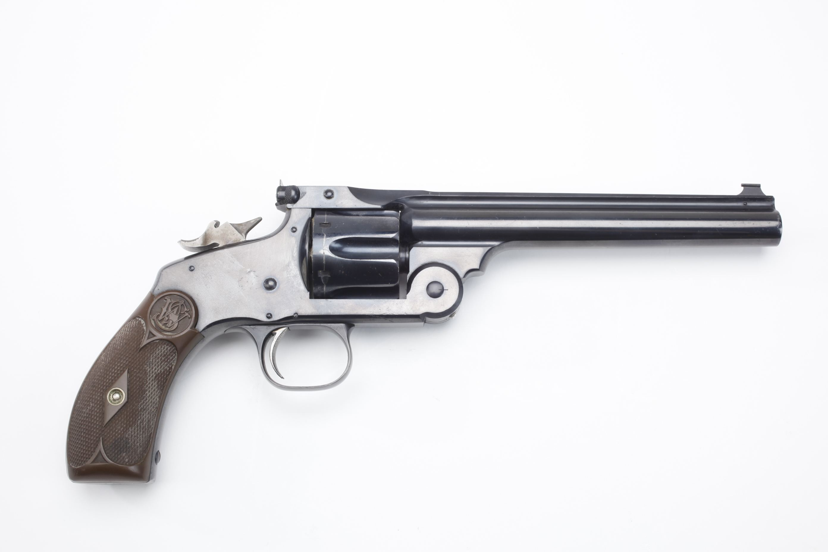 Smith & Wesson New Model No 3 revolver