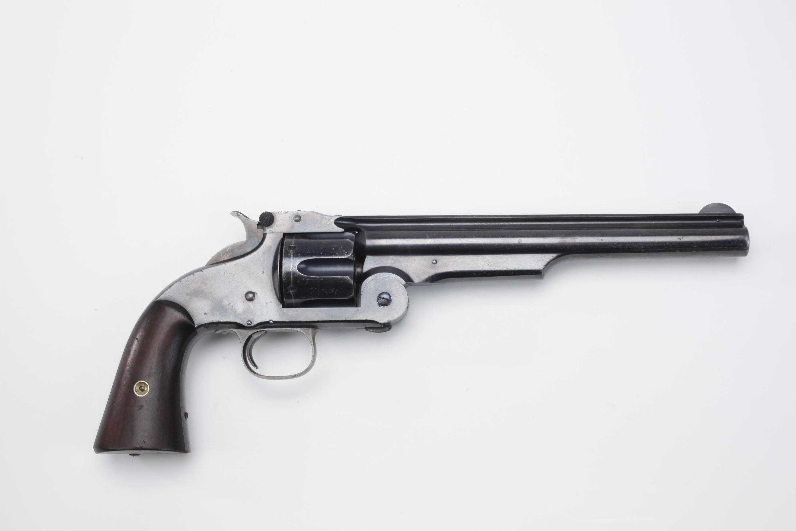 Smith & Wesson Model No 3 Second Model