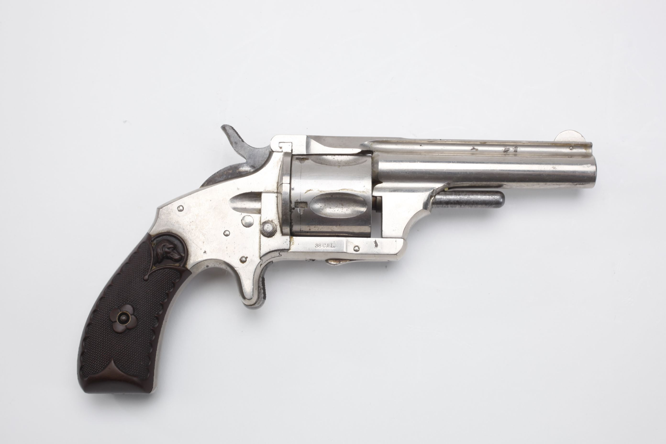 Merwin Hulbert & Co Single Action Pocket Revolver