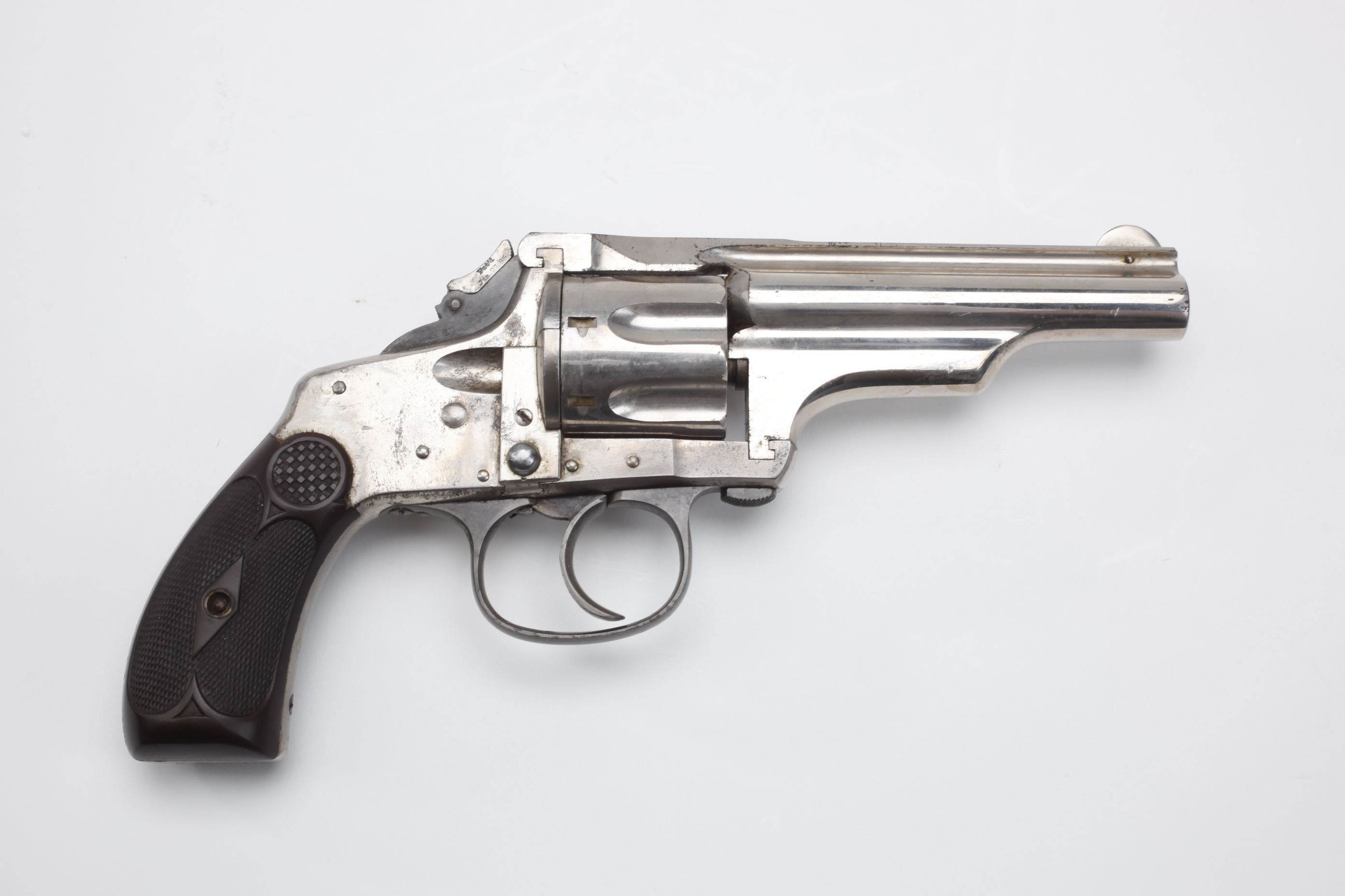 Merwin Hulbert & Co Double Action Pocket Revolver