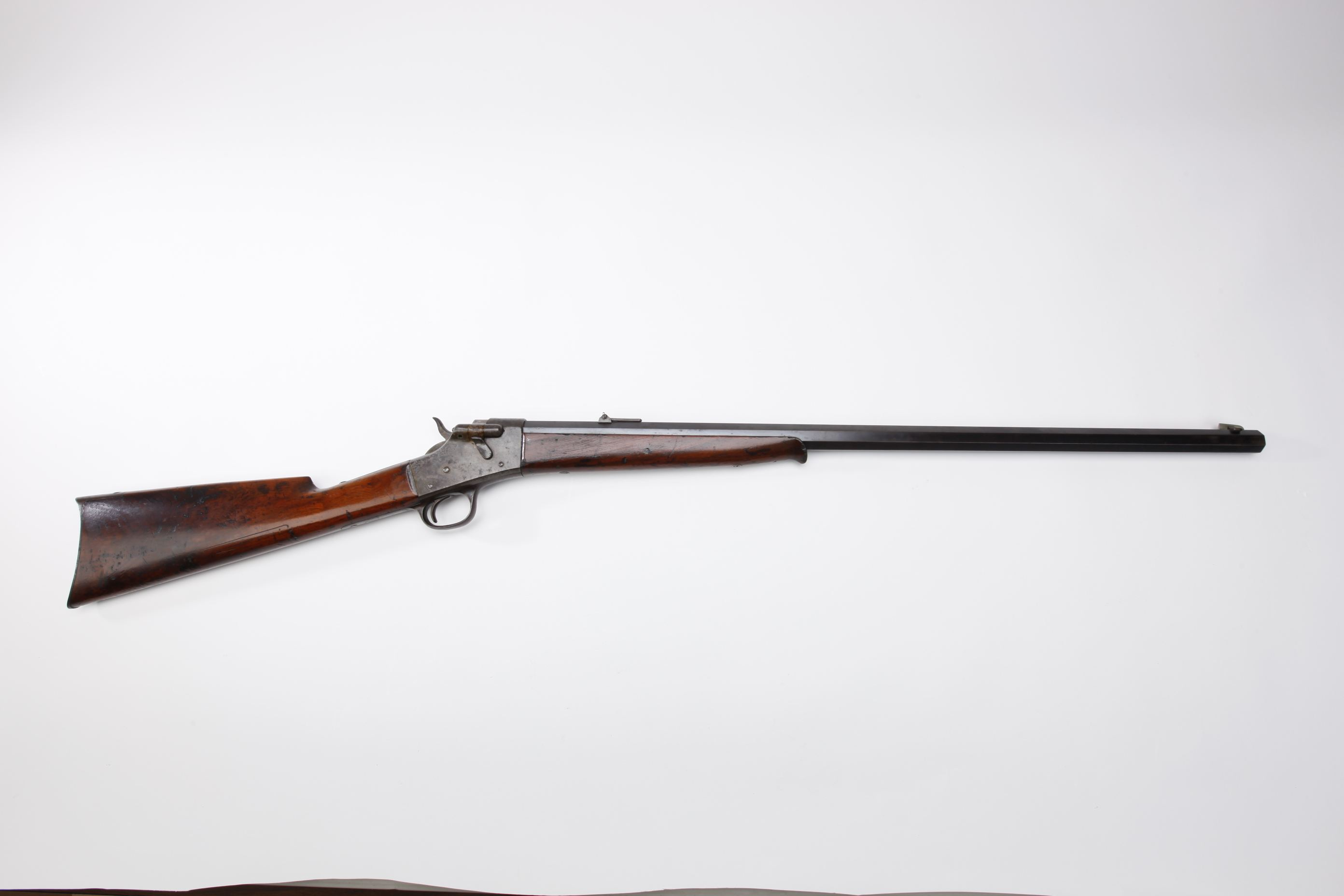 Whitney Phoenix Single Shot Breechloading Rifle