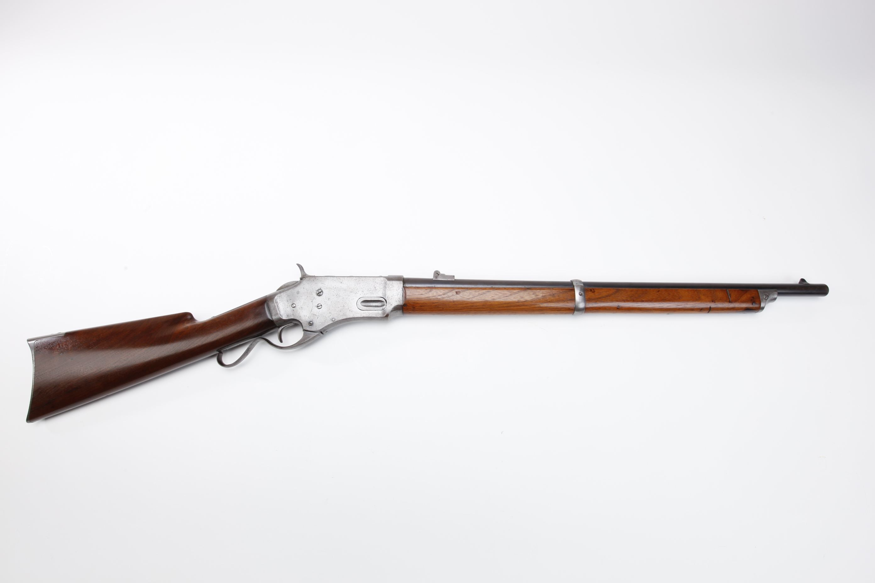 Whitney Burgess Kennedy Lever Action Musket