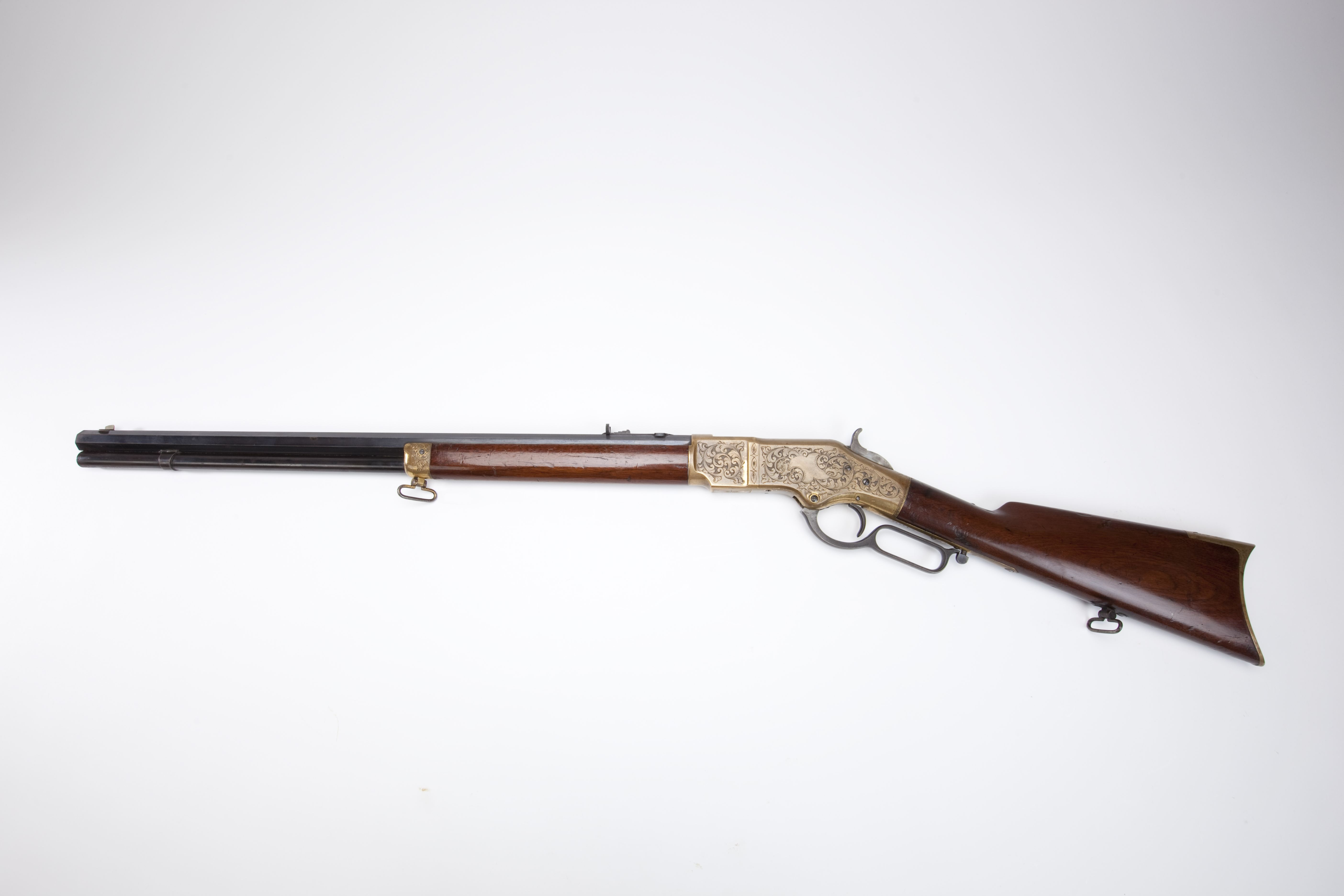 Winchester Model 1866 Third Model Lever Action Carbine