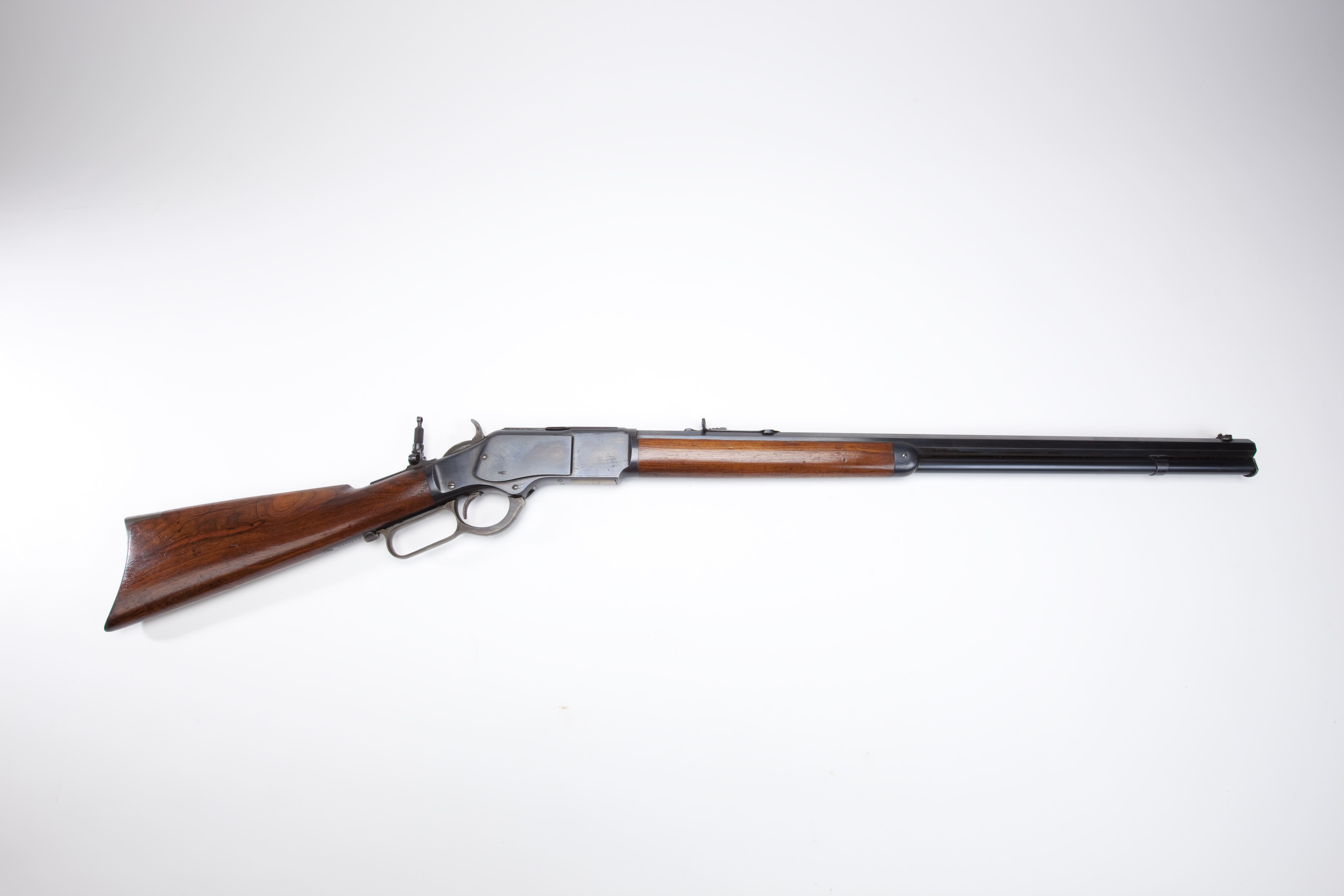 Winchester Model 1873 Lever Action Rifle (1)