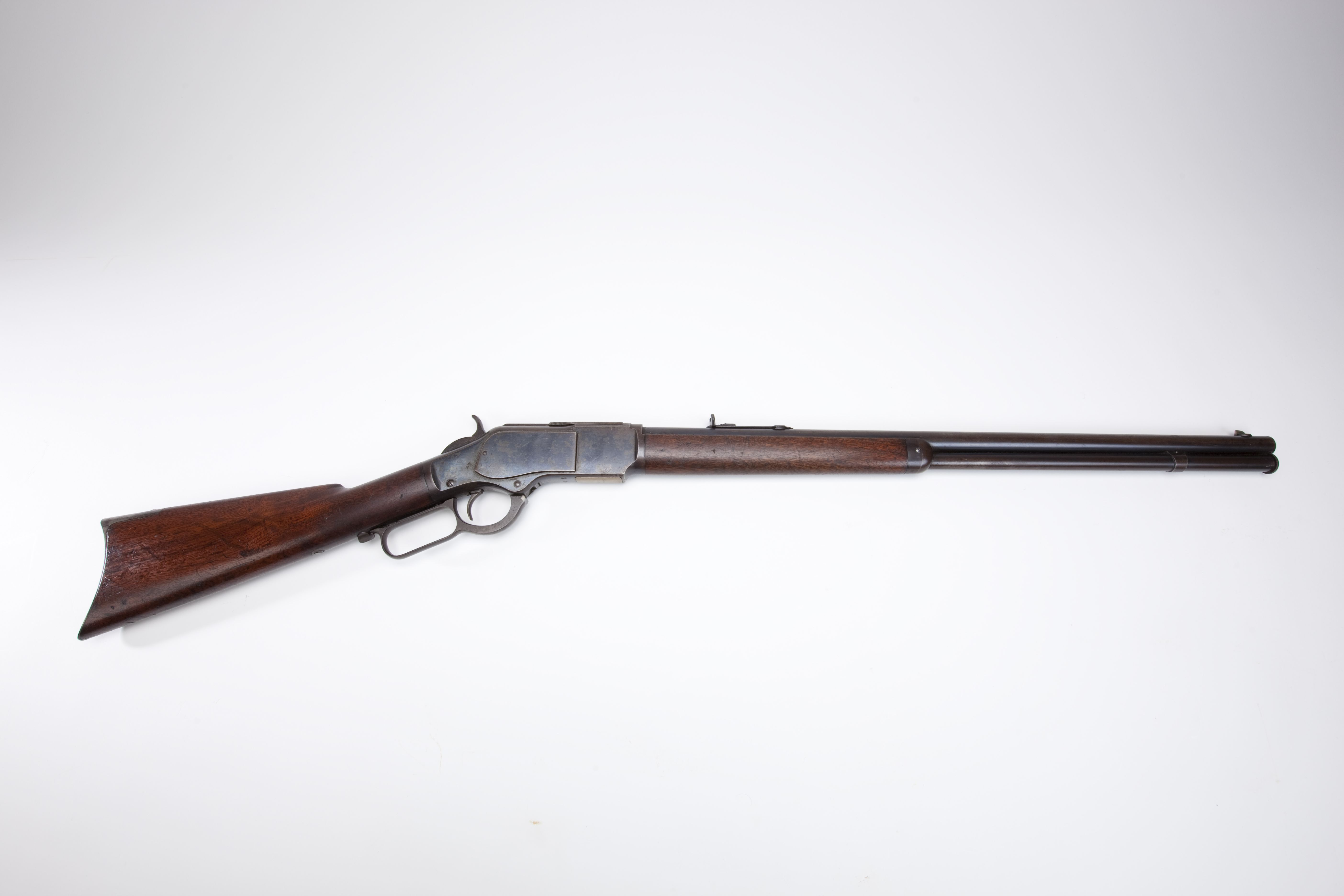 Winchester Model 1873 Lever Action Rifle (2)