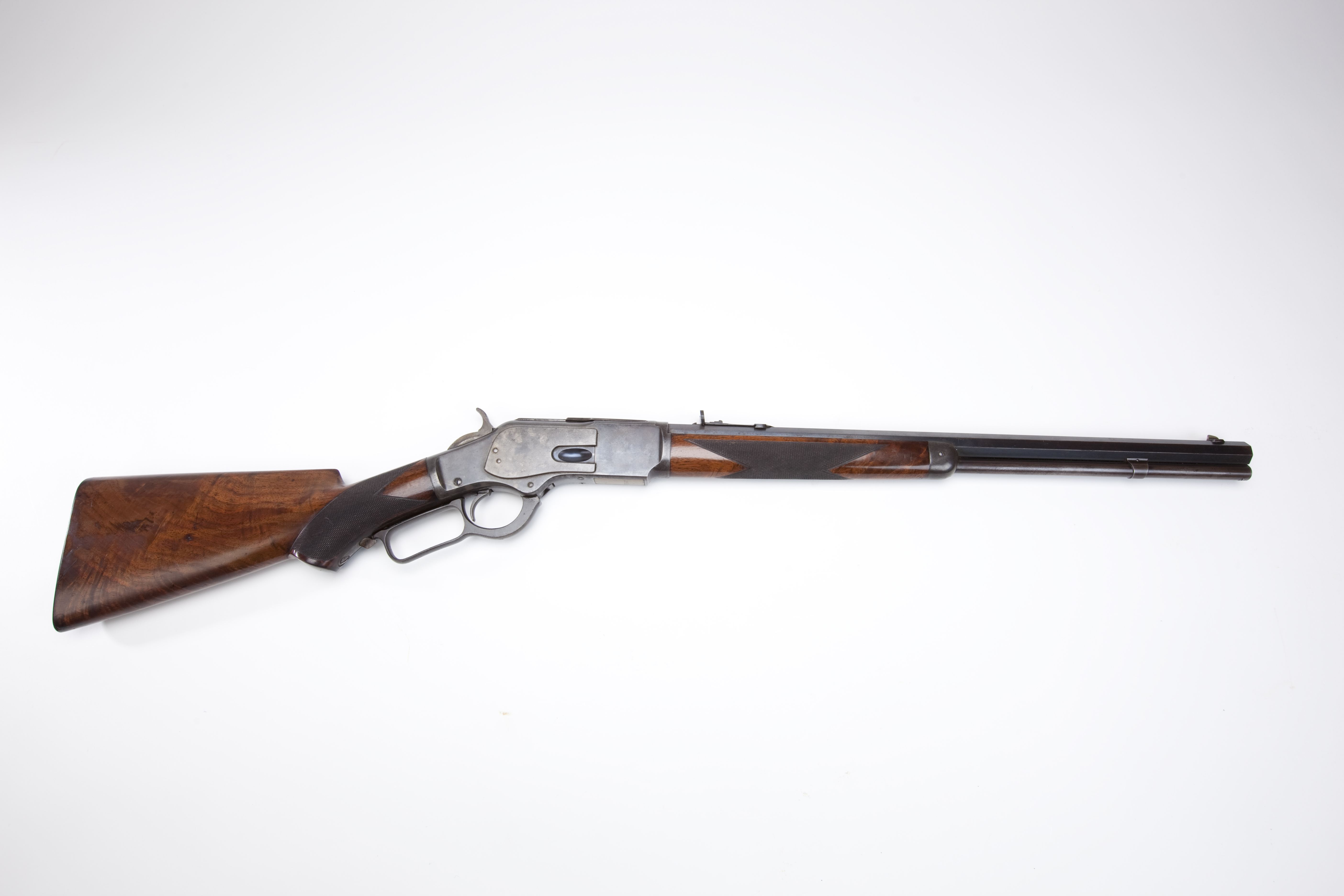 Winchester Model 1873 Lever Action Rifle (3)