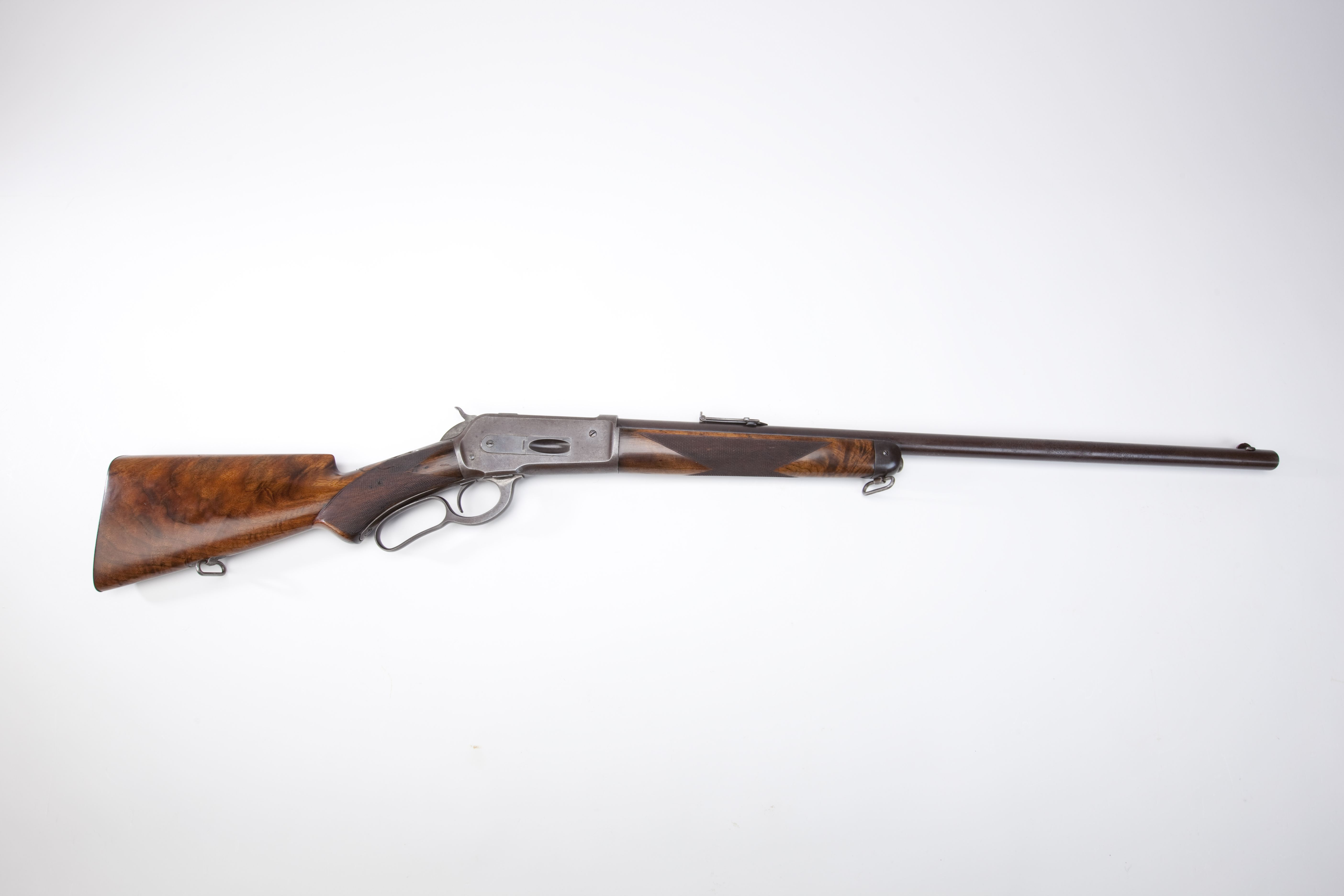 Winchester Model 1886 Lever Action Rifle (1)
