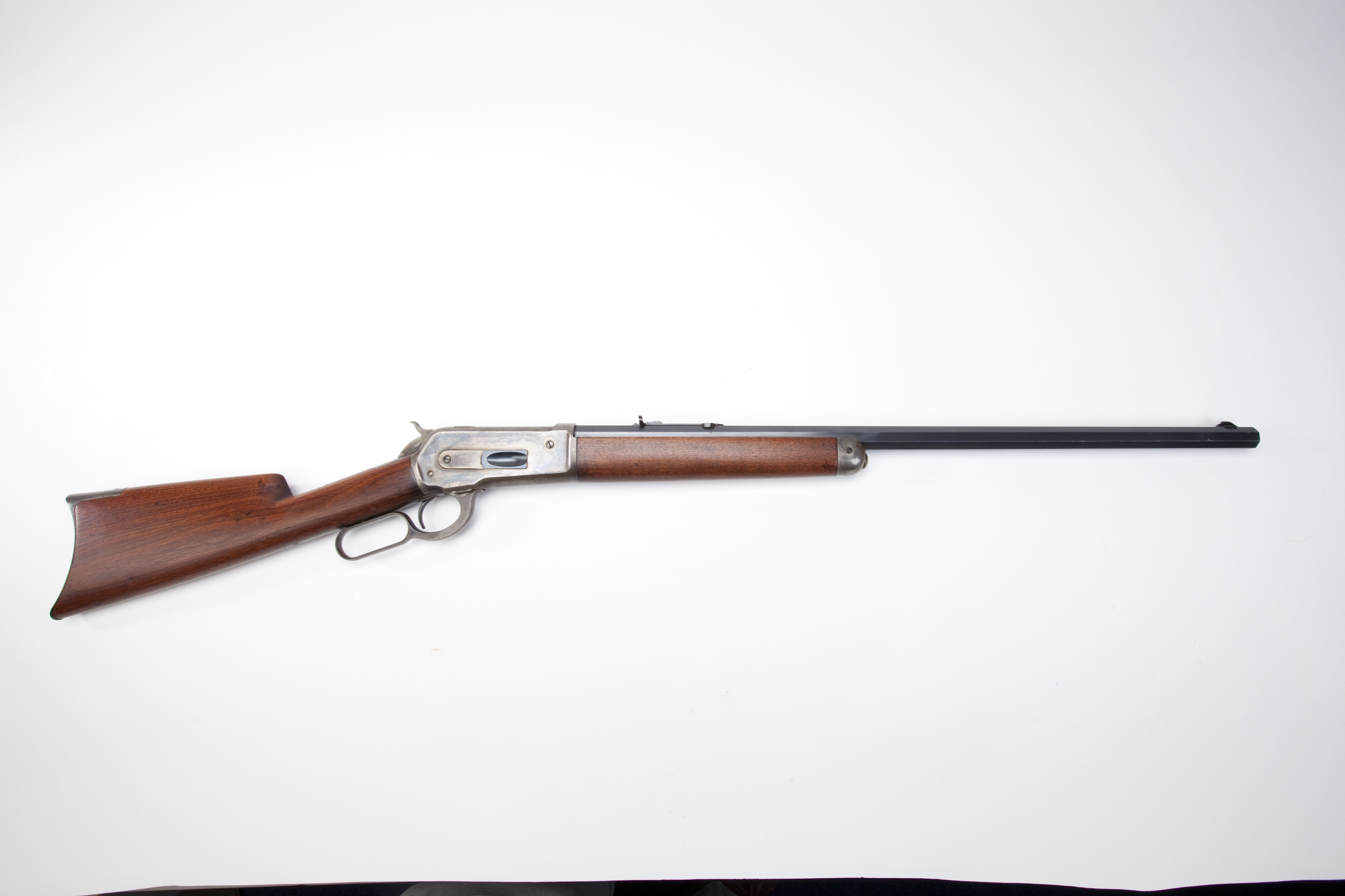 Winchester Model 1886 Lever Action Rifle (3)