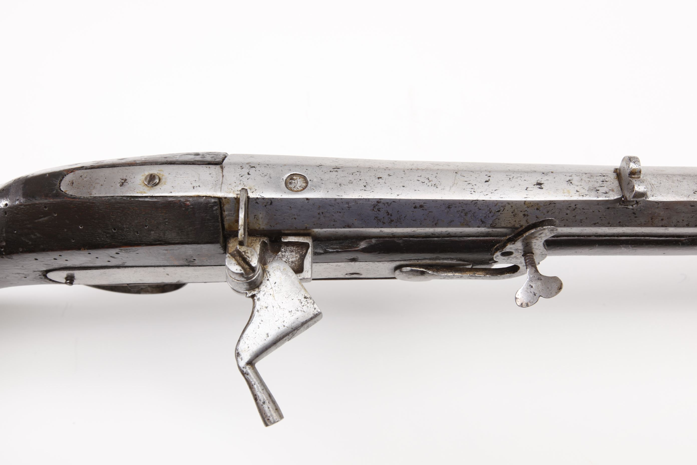 English Matchlock Musket