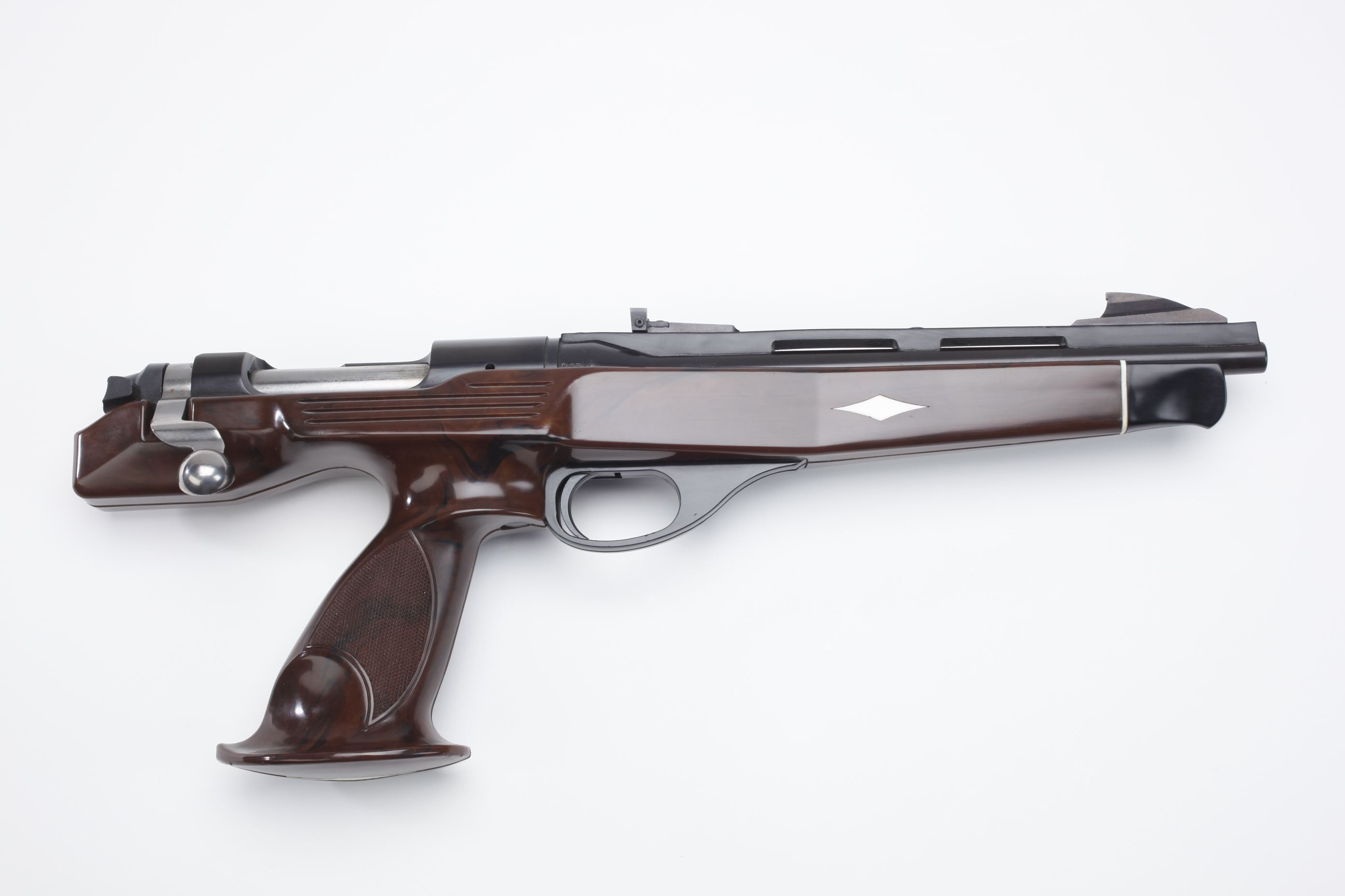 Remington XP 100 Bolt Action Pistol