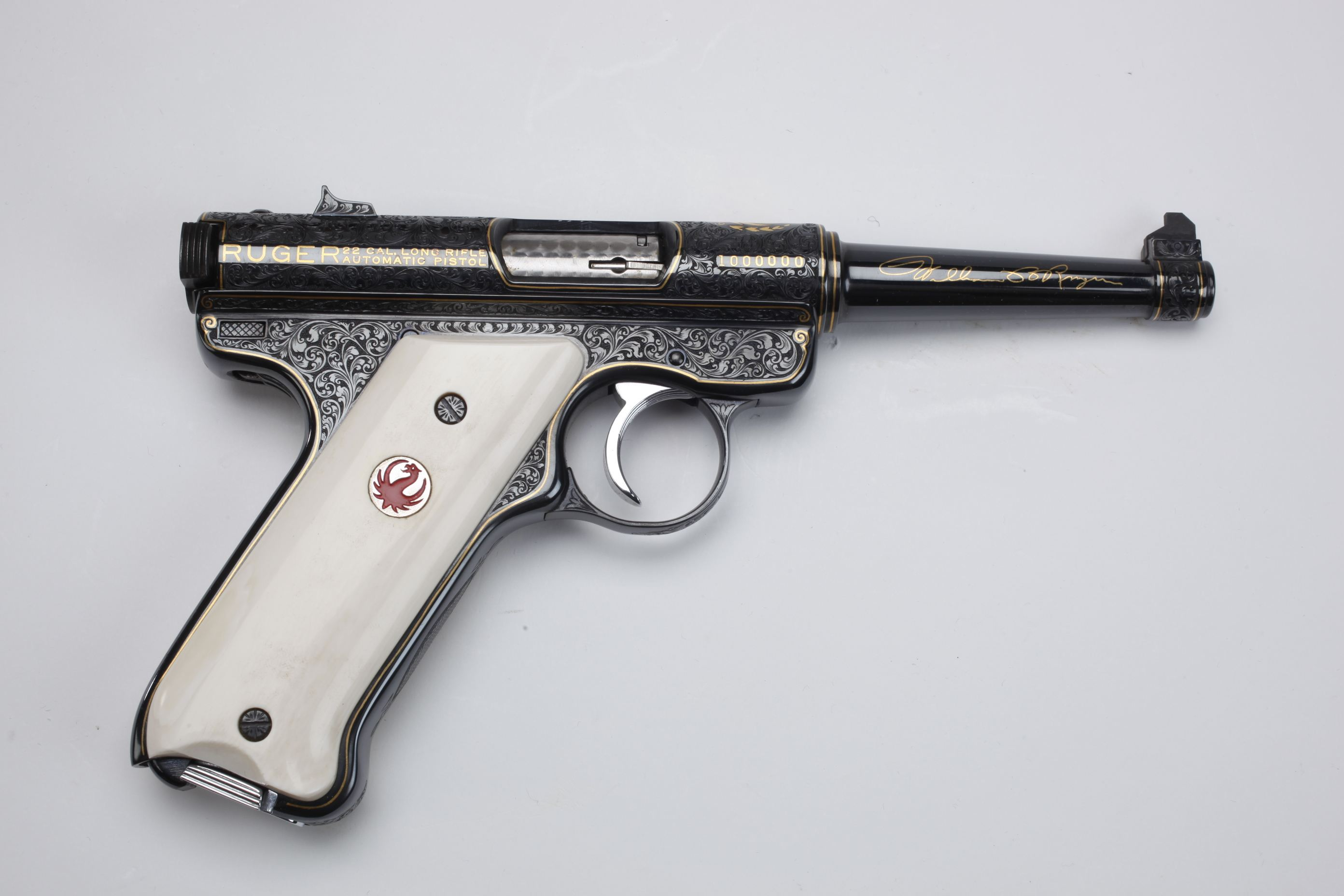 Ruger & Co Standard Semi Automatic Pistol