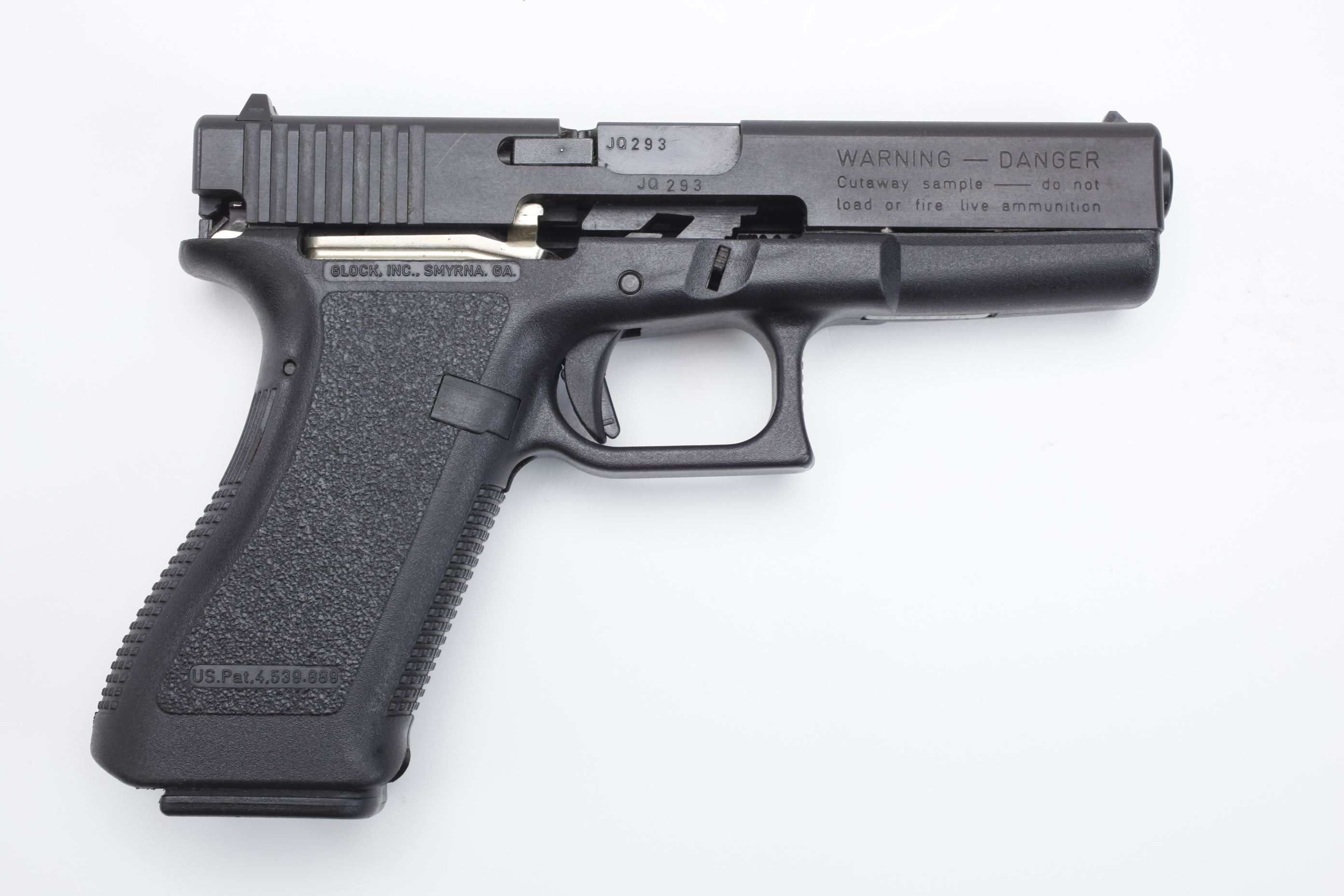 Glock Model 17 Semi Automatic Pistol
