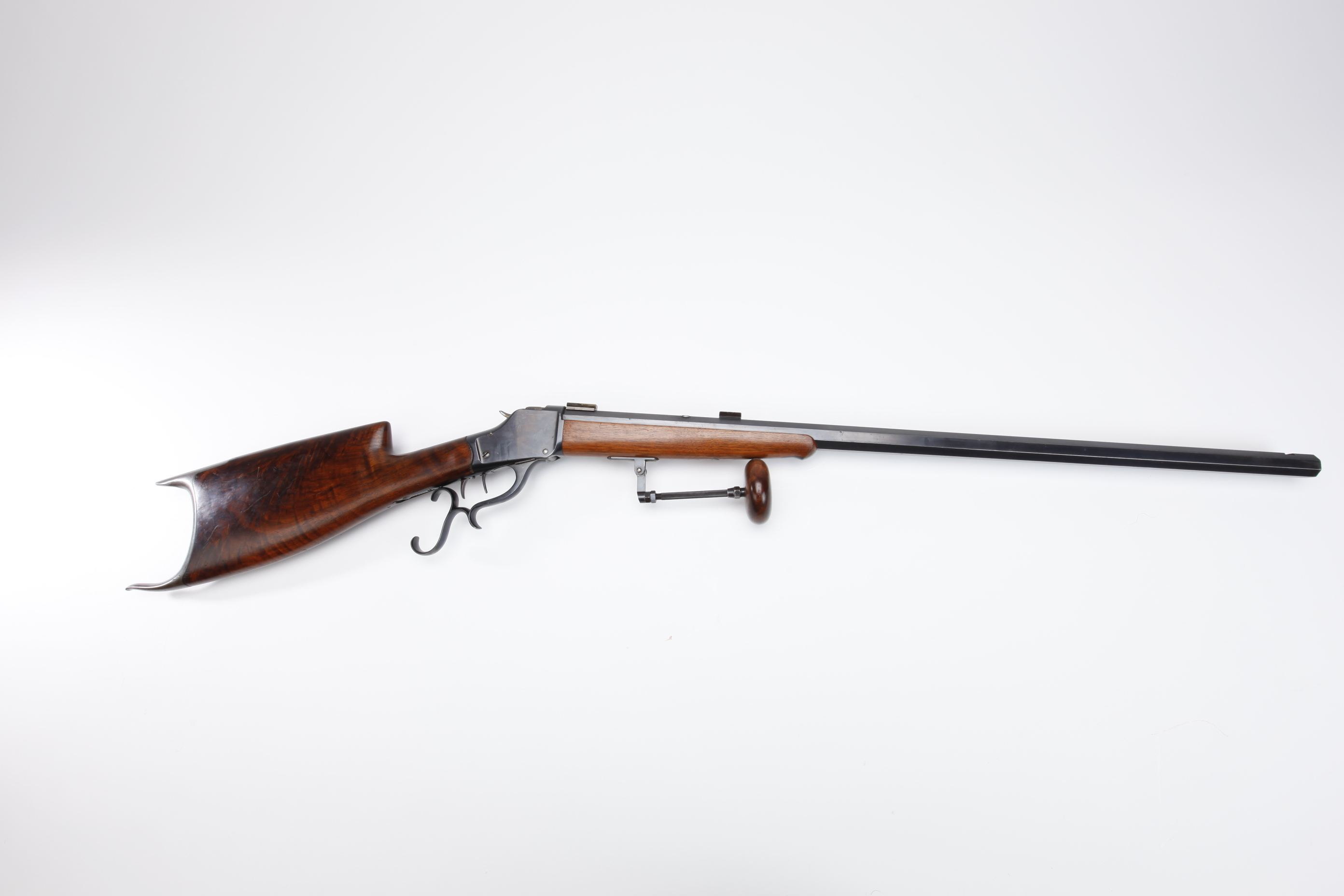 Winchester Model 1885 Falling Block Rifle