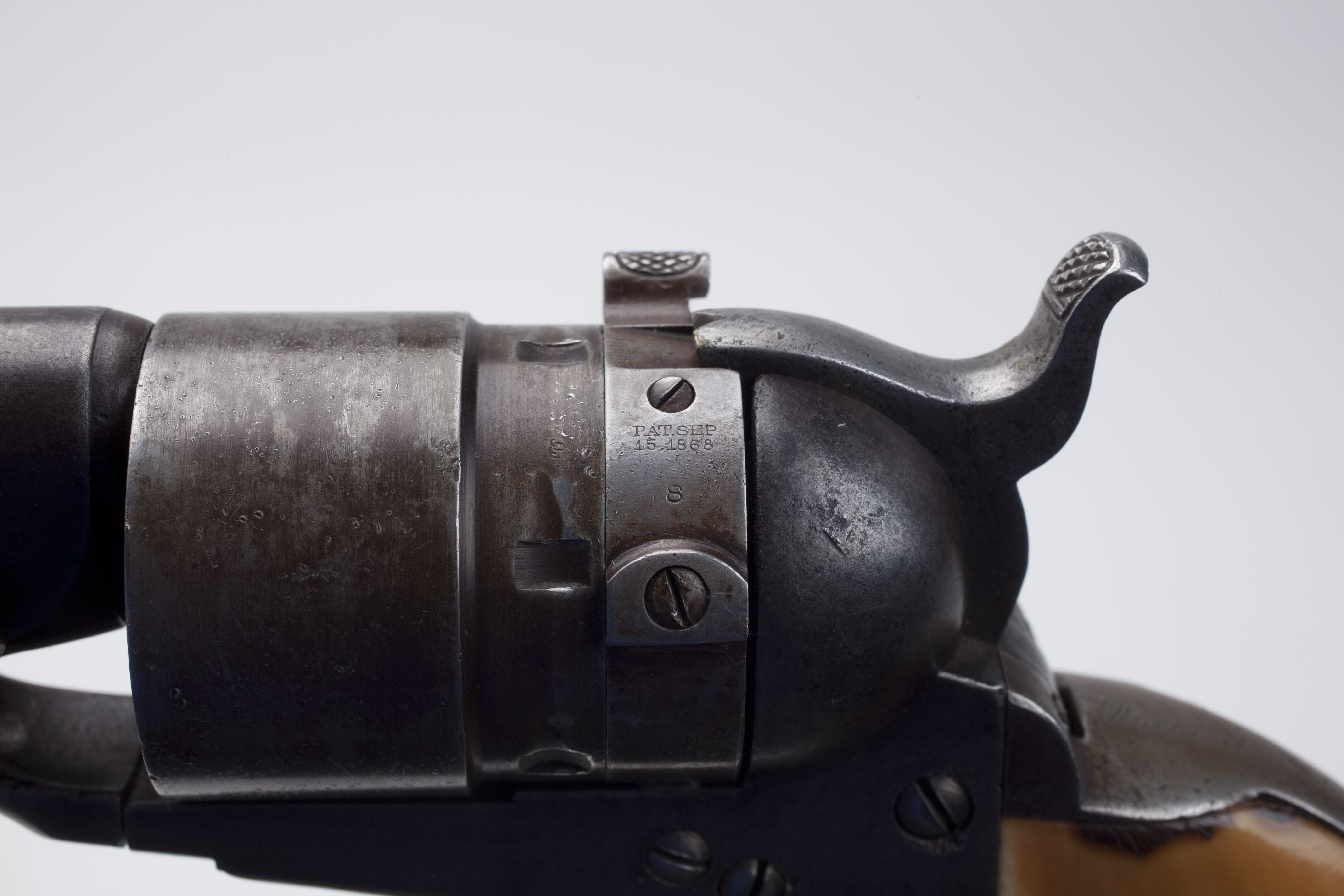 Fake Colt Model 1860 Thuer Conversion Army