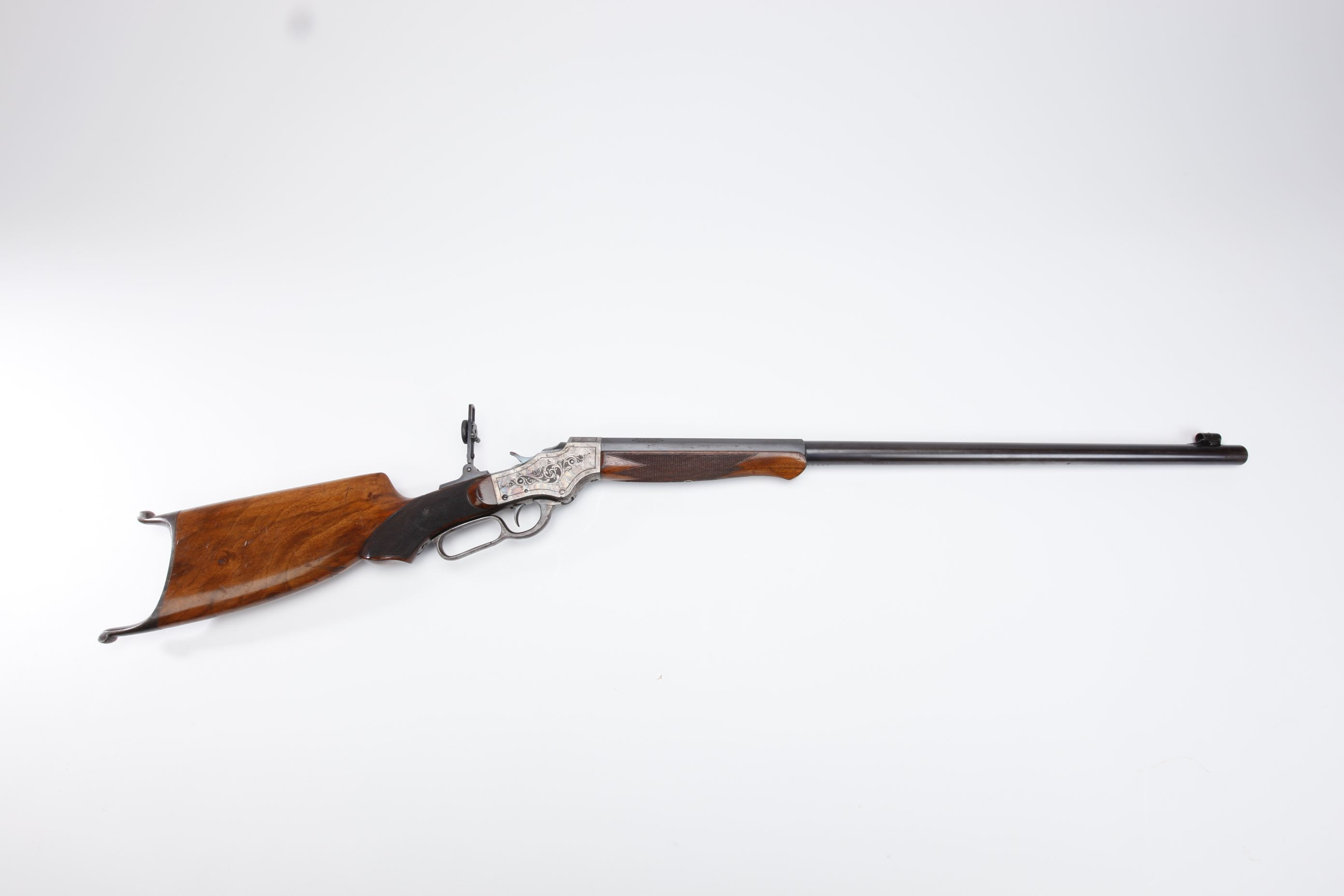 Stevens Ideal No 49 Walnut Hill Single Shot Rifle