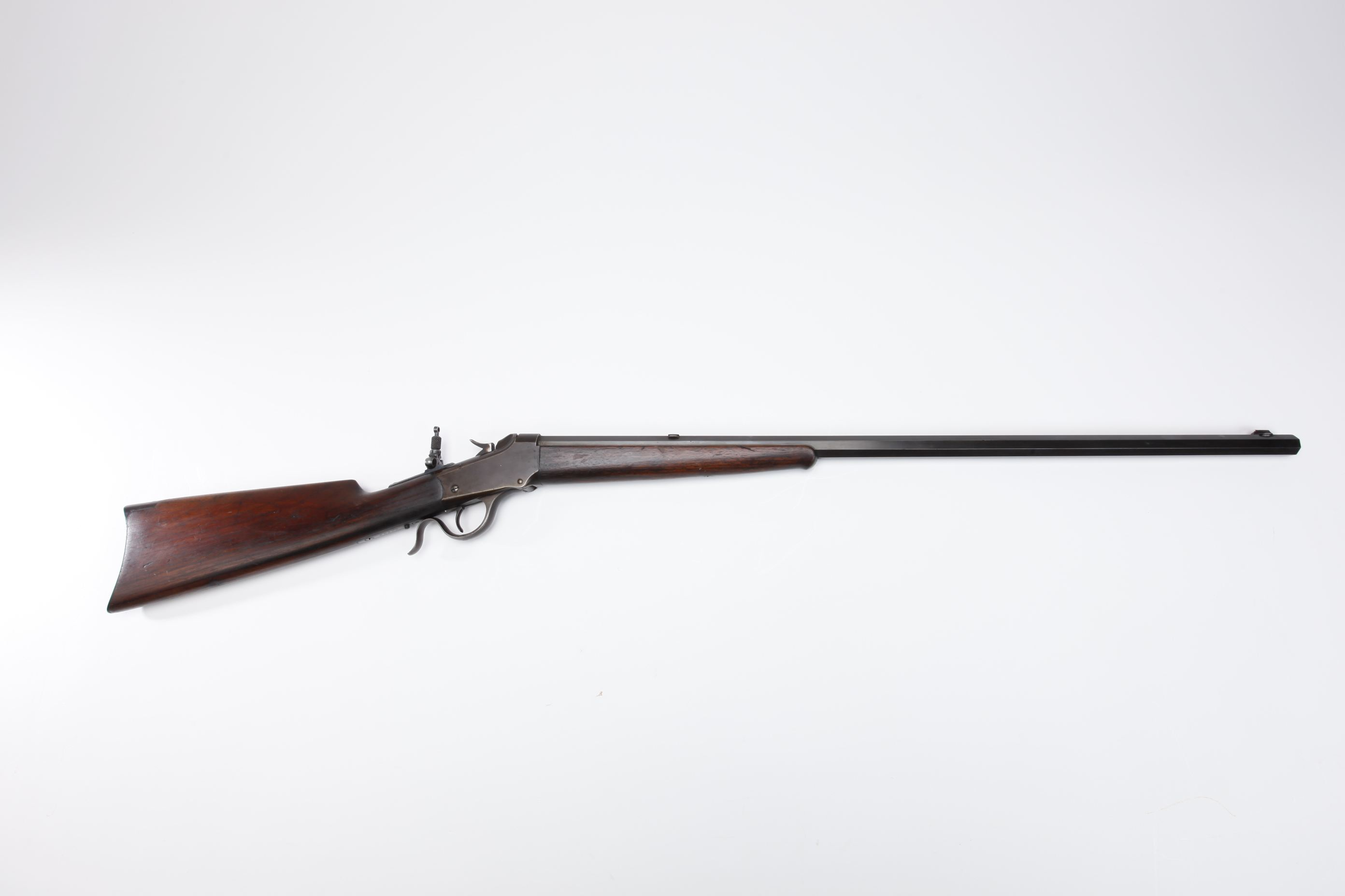 Winchester Model 1885 Single Shot Falling Block Rifle