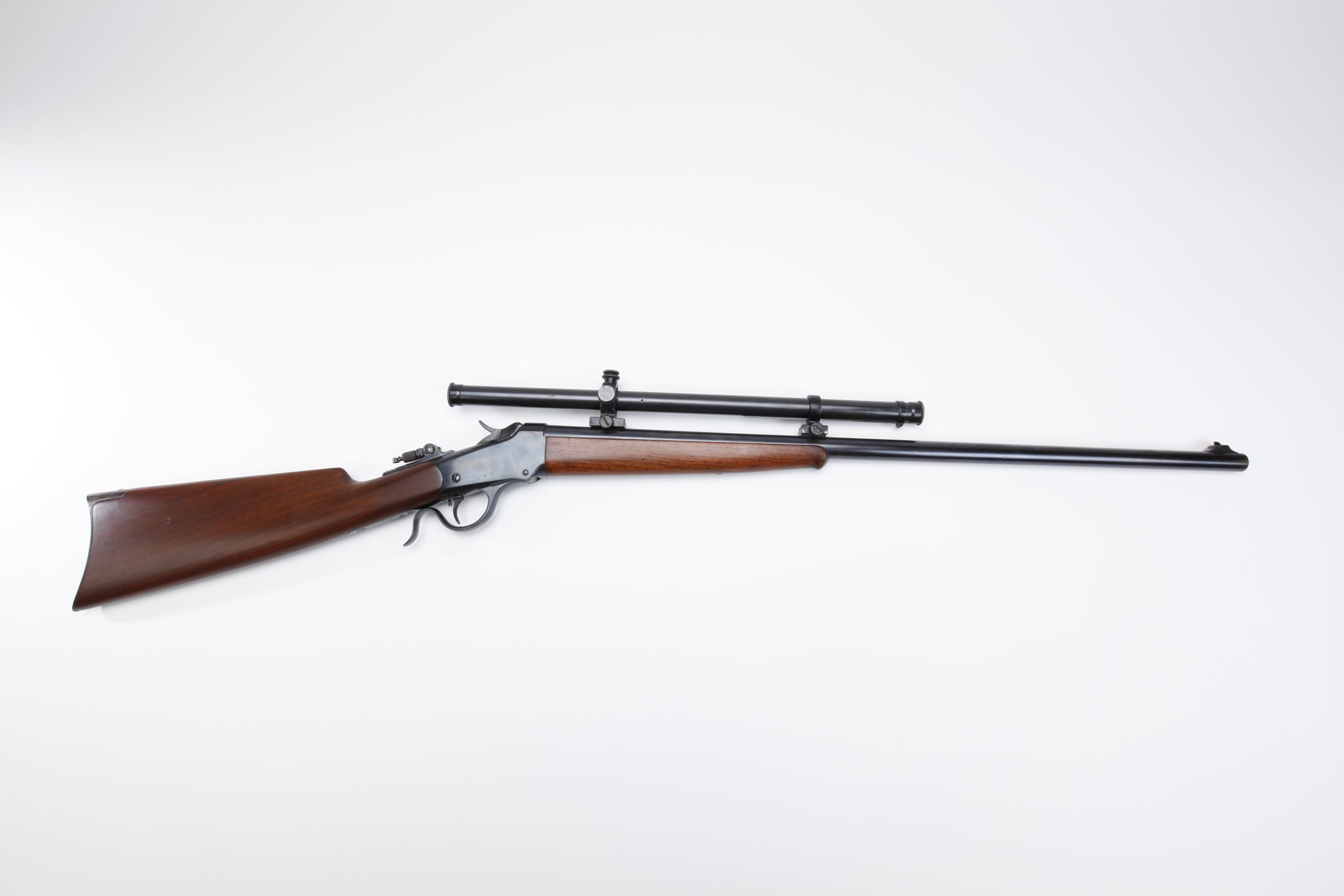 Winchester Model 1885 Single Shot Rifle (1)