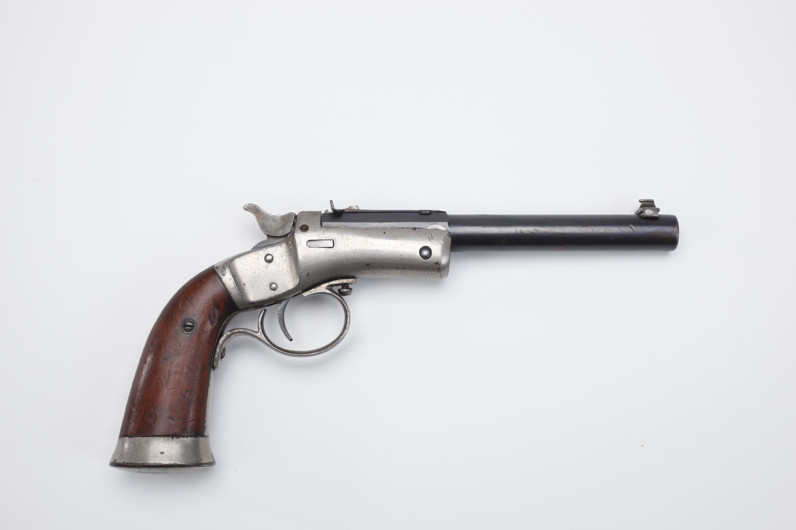 Stevens No 41 Tip Up Single Shot Pistol
