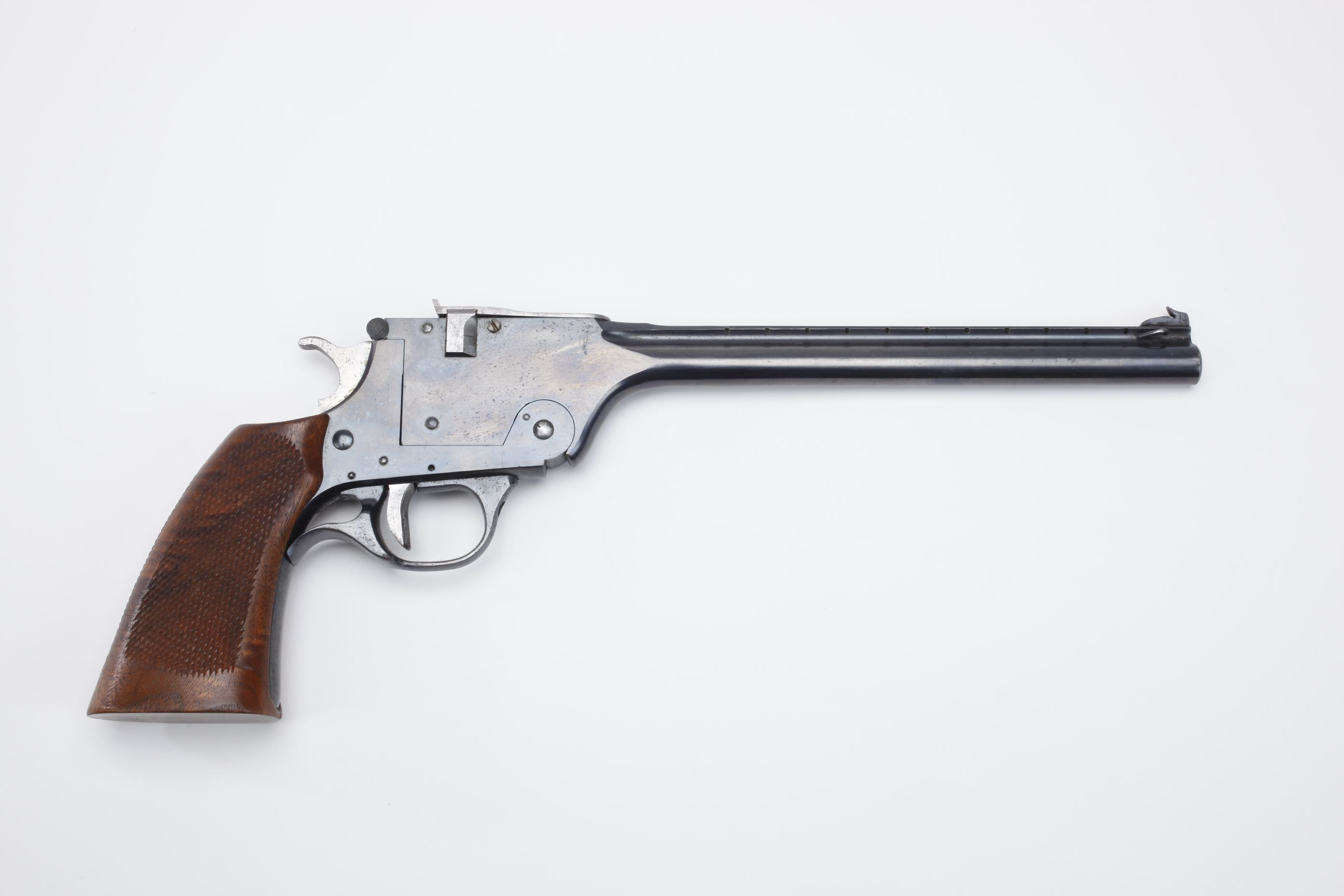Harrington & Richardson Model USRA Single Shot Target Pistol