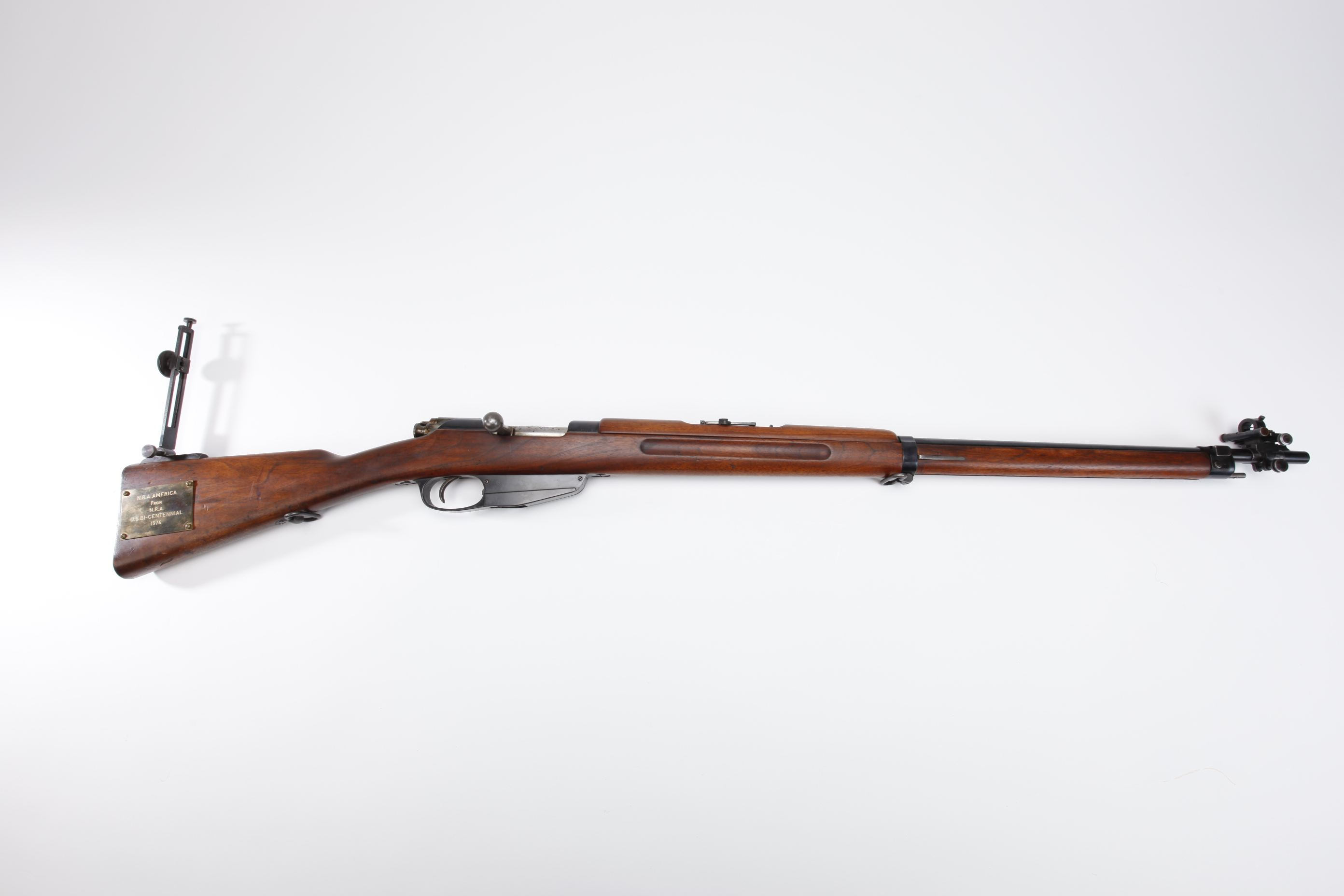 Waffenfabrik Steyr Steyr Mannlicher Model 1893 Bolt Action Rifle
