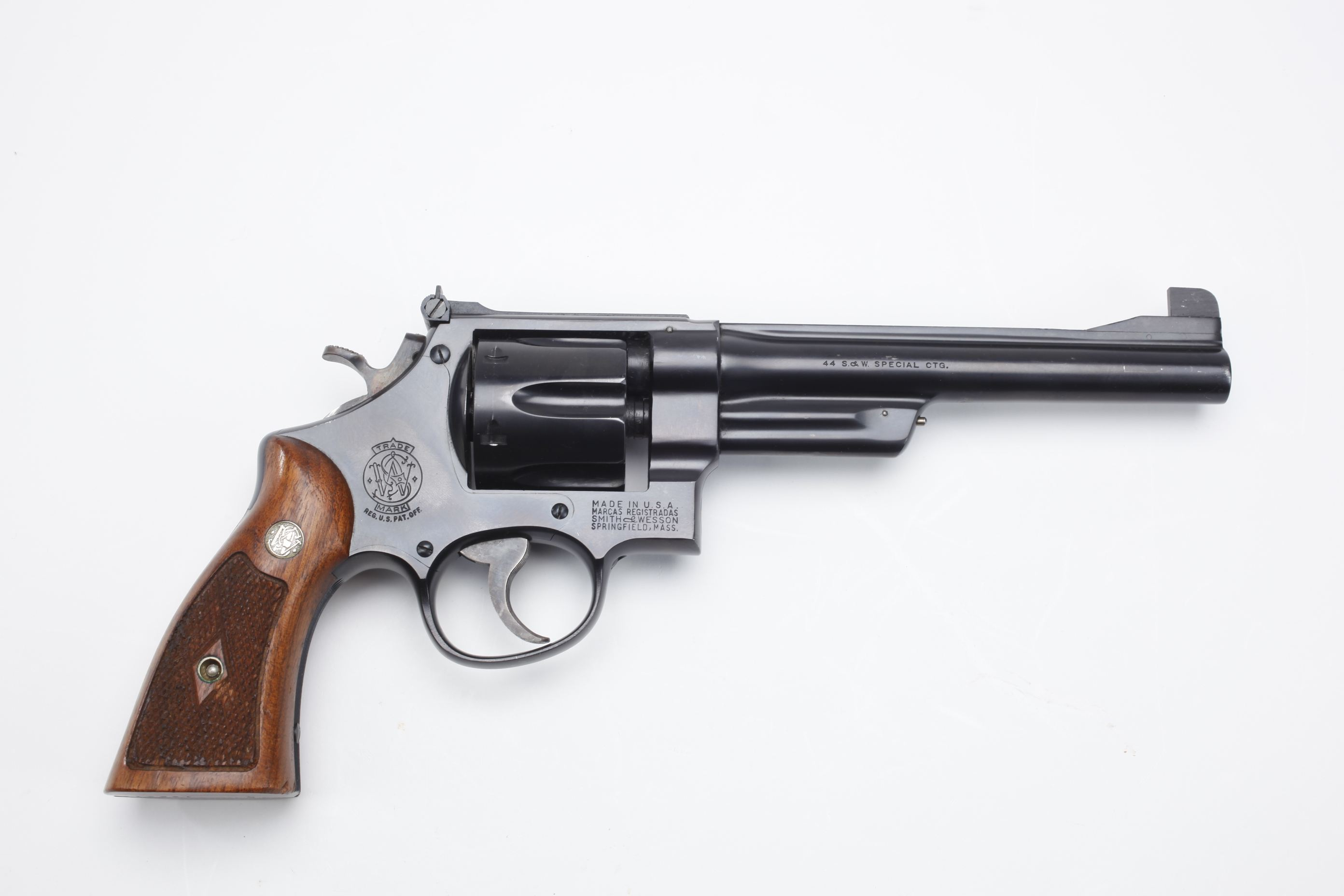 Smith & Wesson Model 24 Revolver