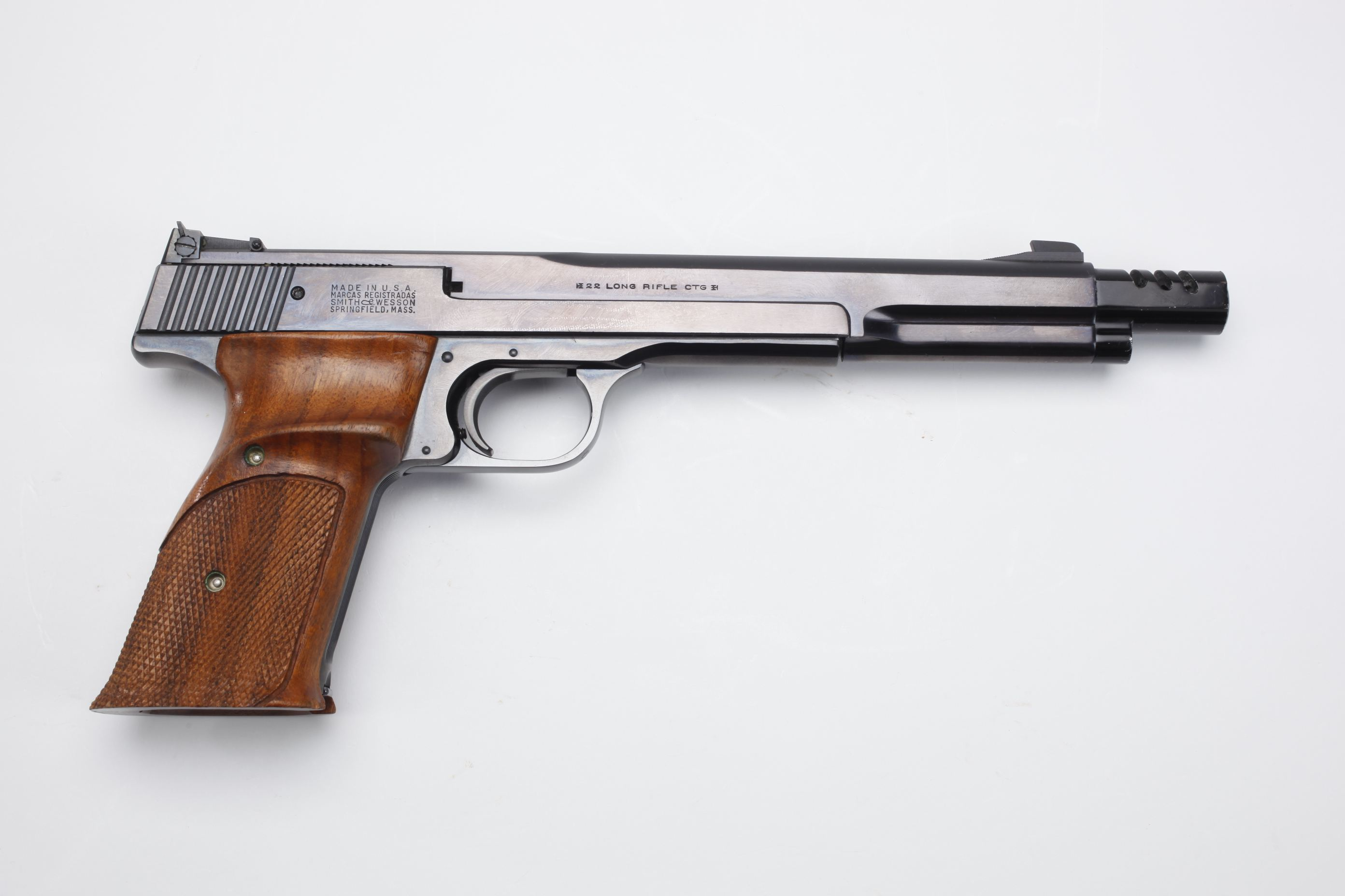 Smith & Wesson Model 41 Semi Automatic Pistol
