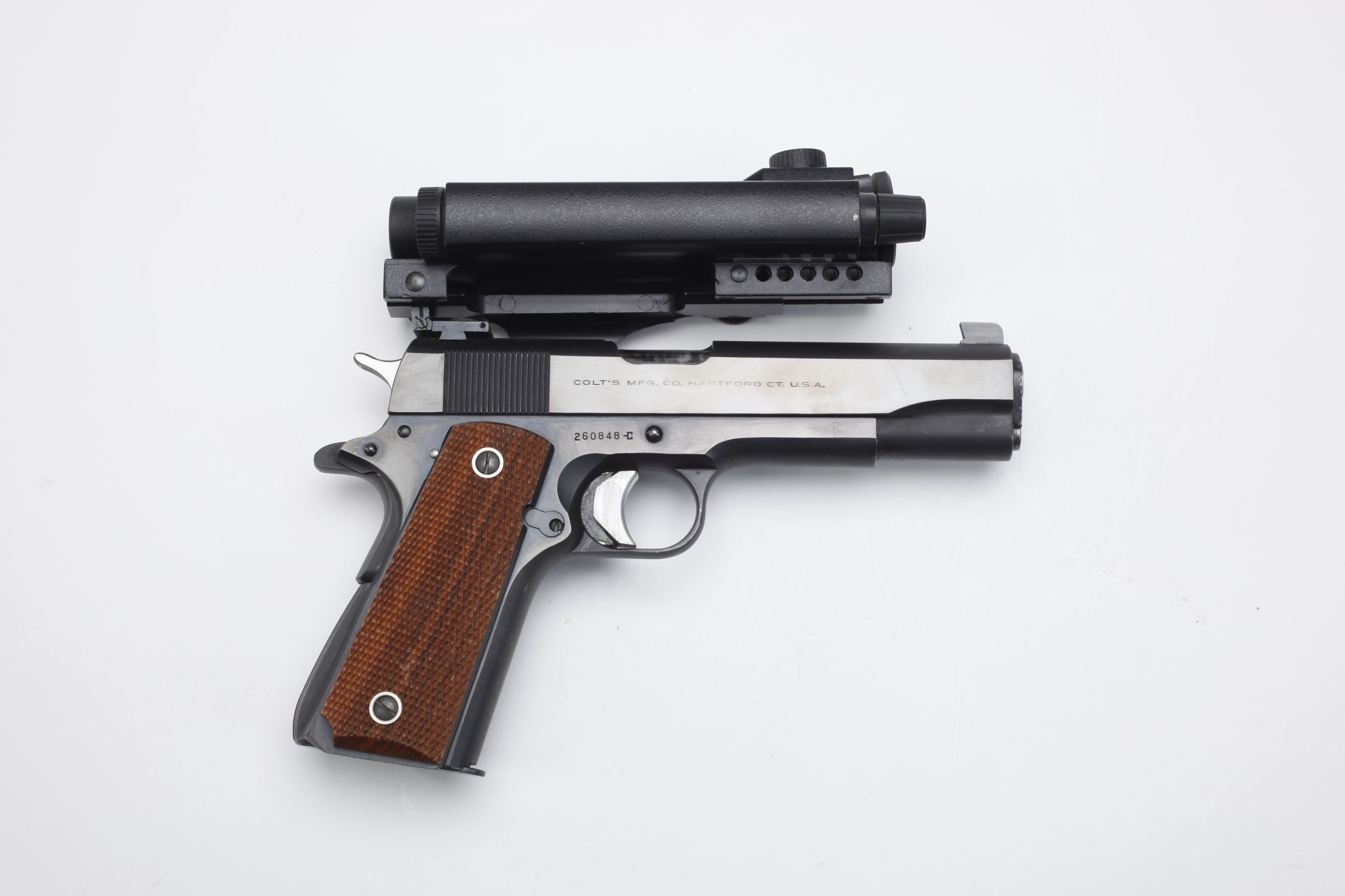Colt Government Model Semi Automatic Pistol