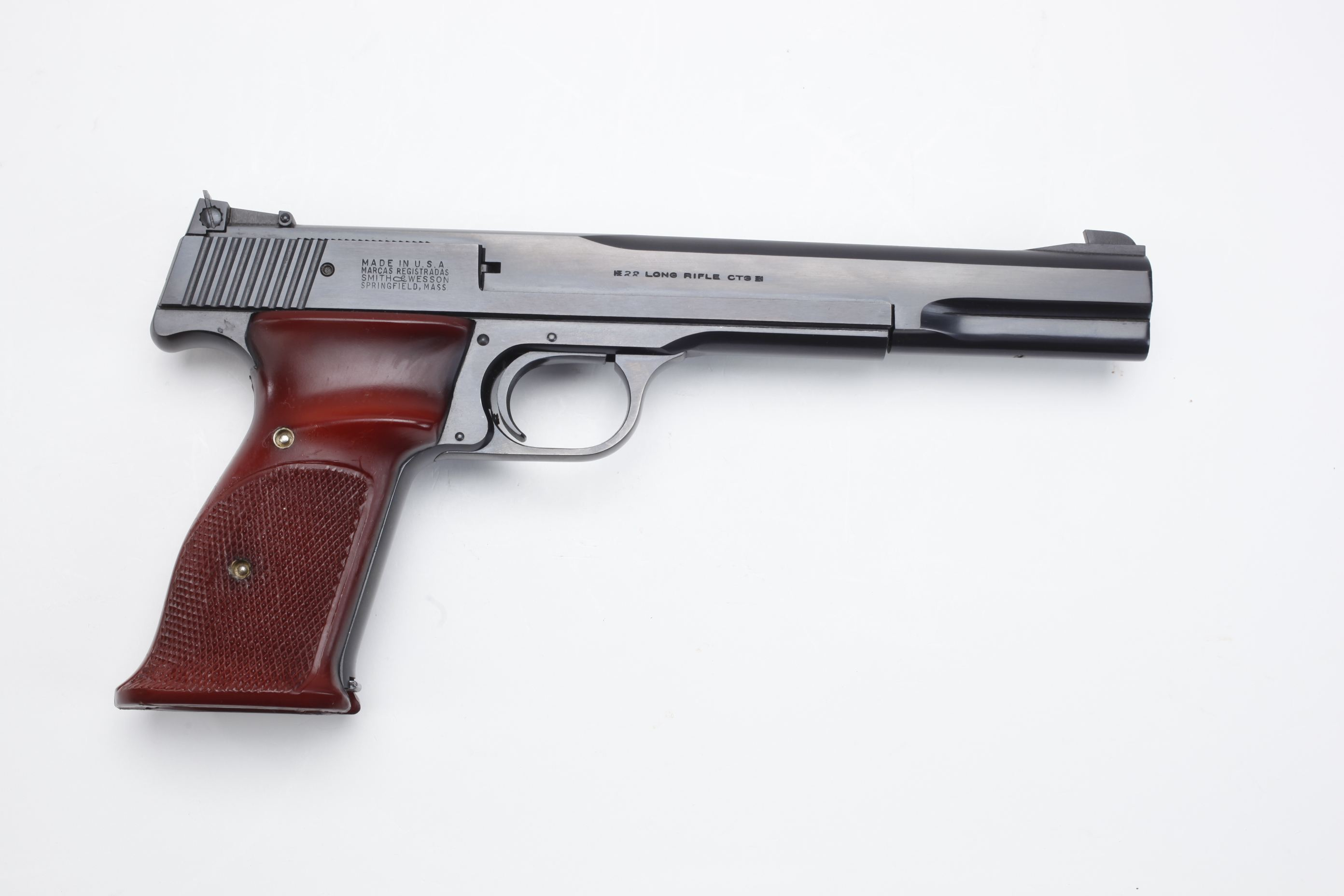 Smith & Wesson Model 46 Semi Automatic Pistol