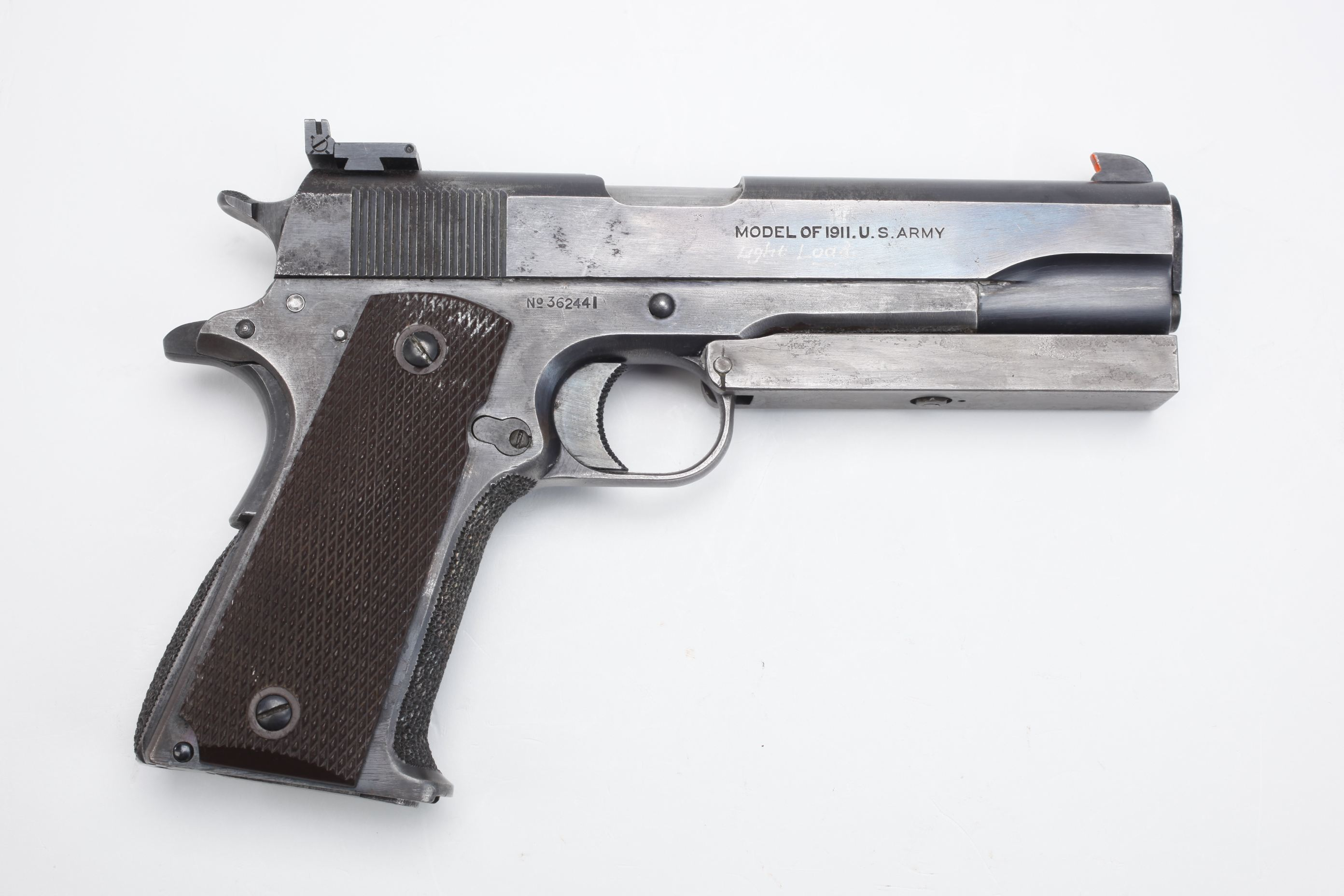 Colt Model 1911 Semi Automatic Pistol (2)