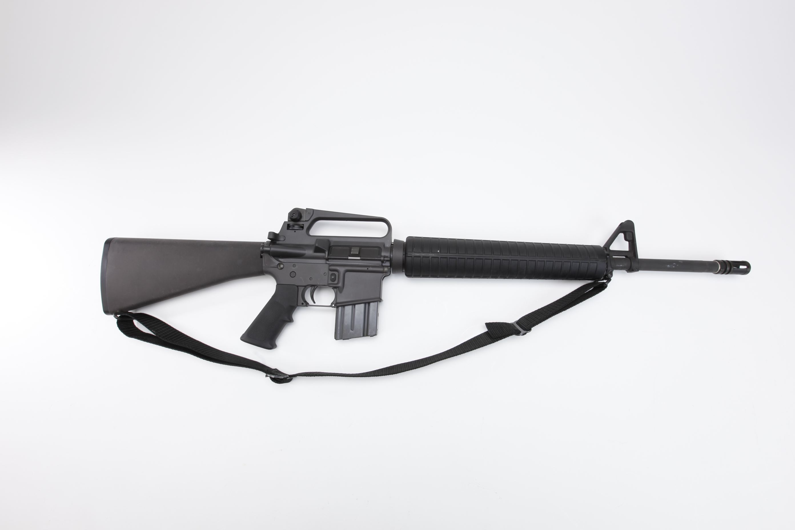 Colt Sporter Target Model AR 15 semi automatic rifle