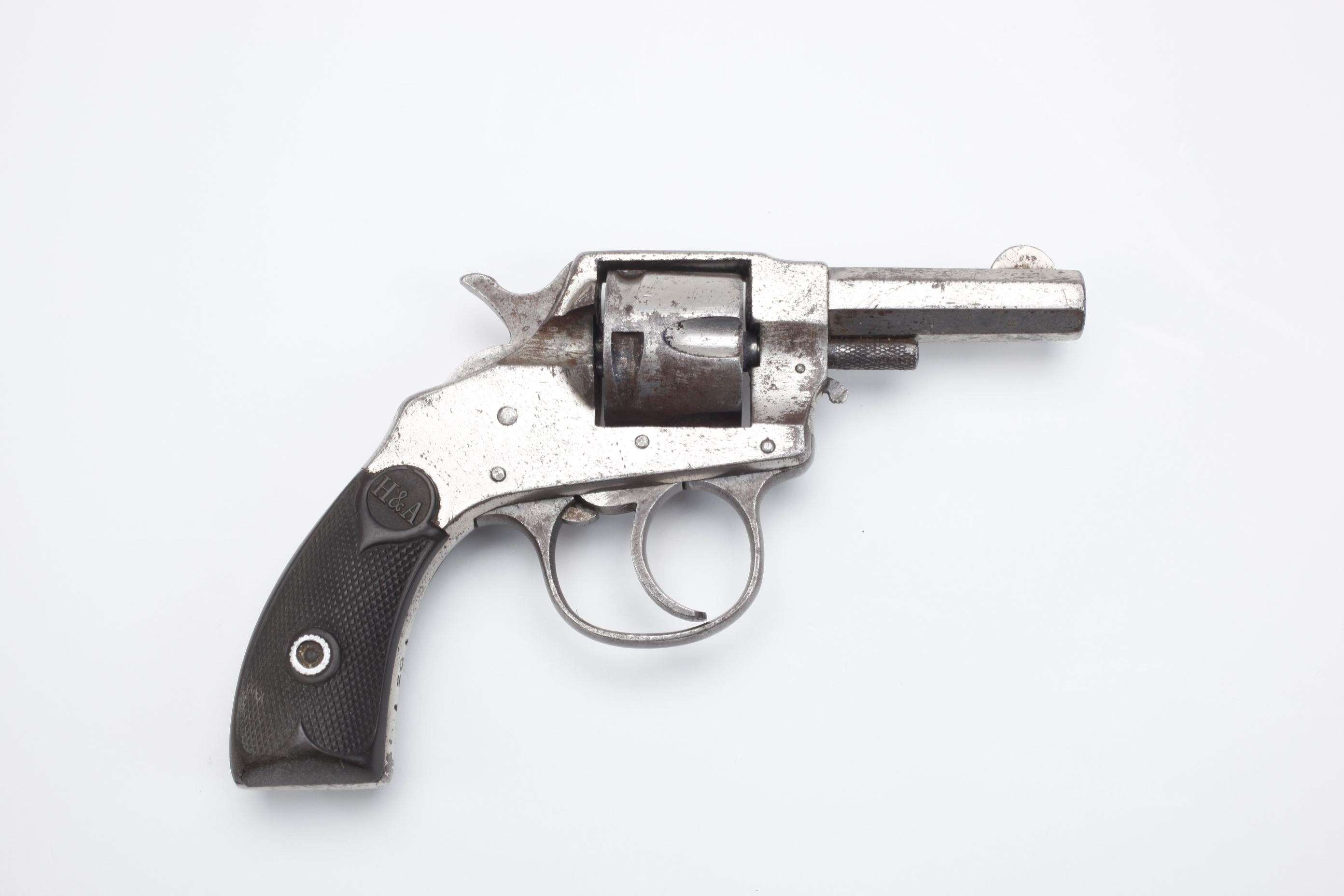 Hopkins and Allen XL revolver