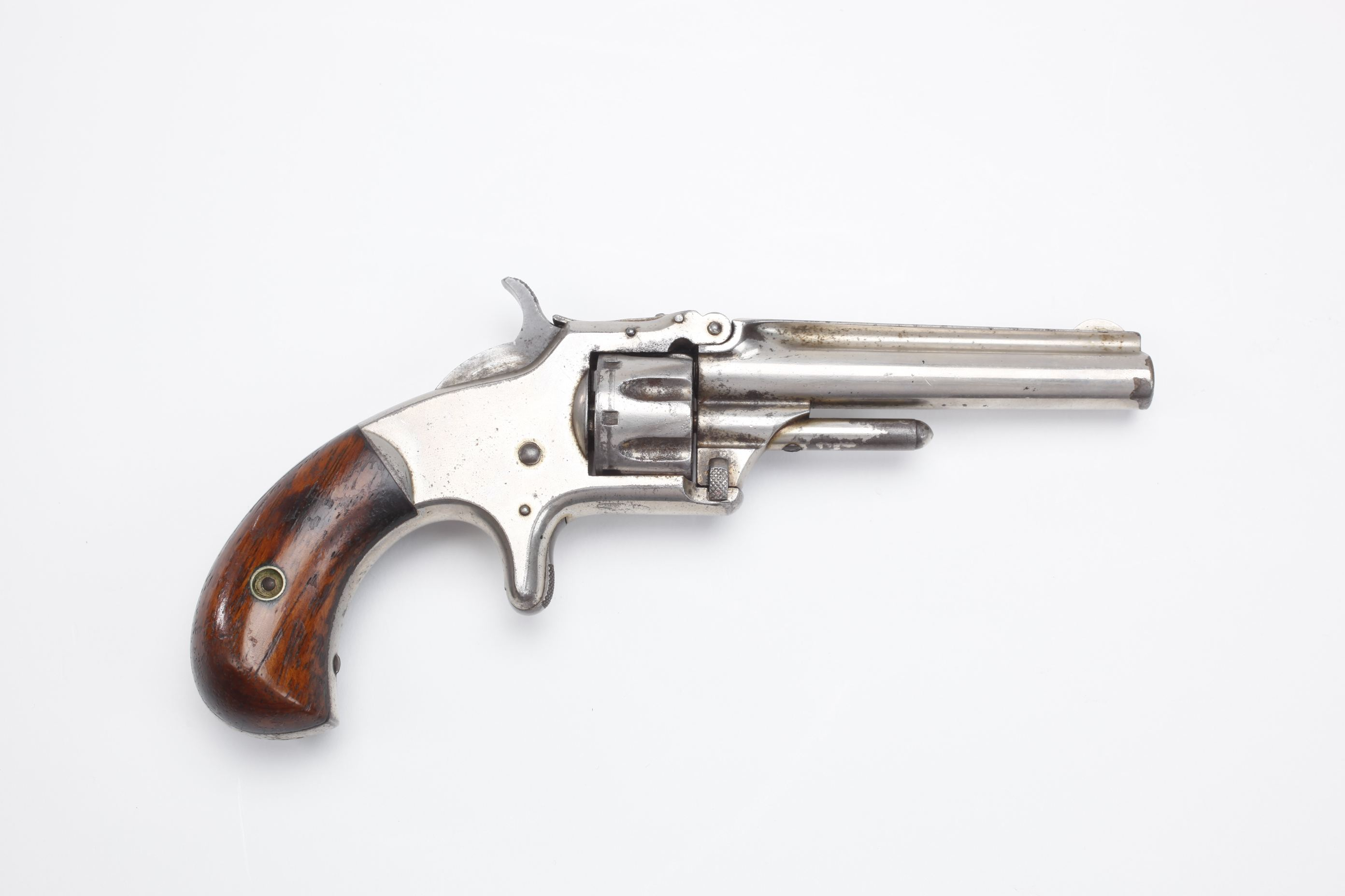 Smith & Wesson Model No 1 Third Issue revolver