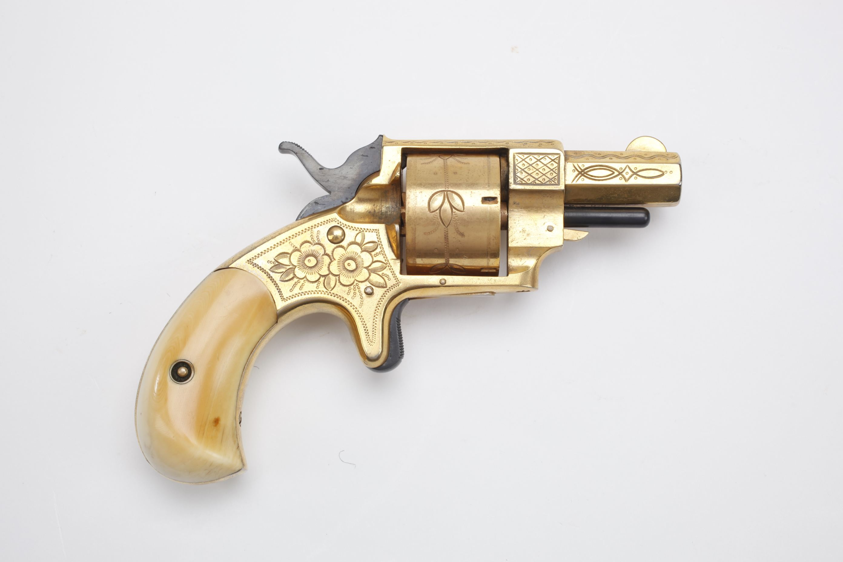 Forehand & Wadsworth Swamp Angel revolver