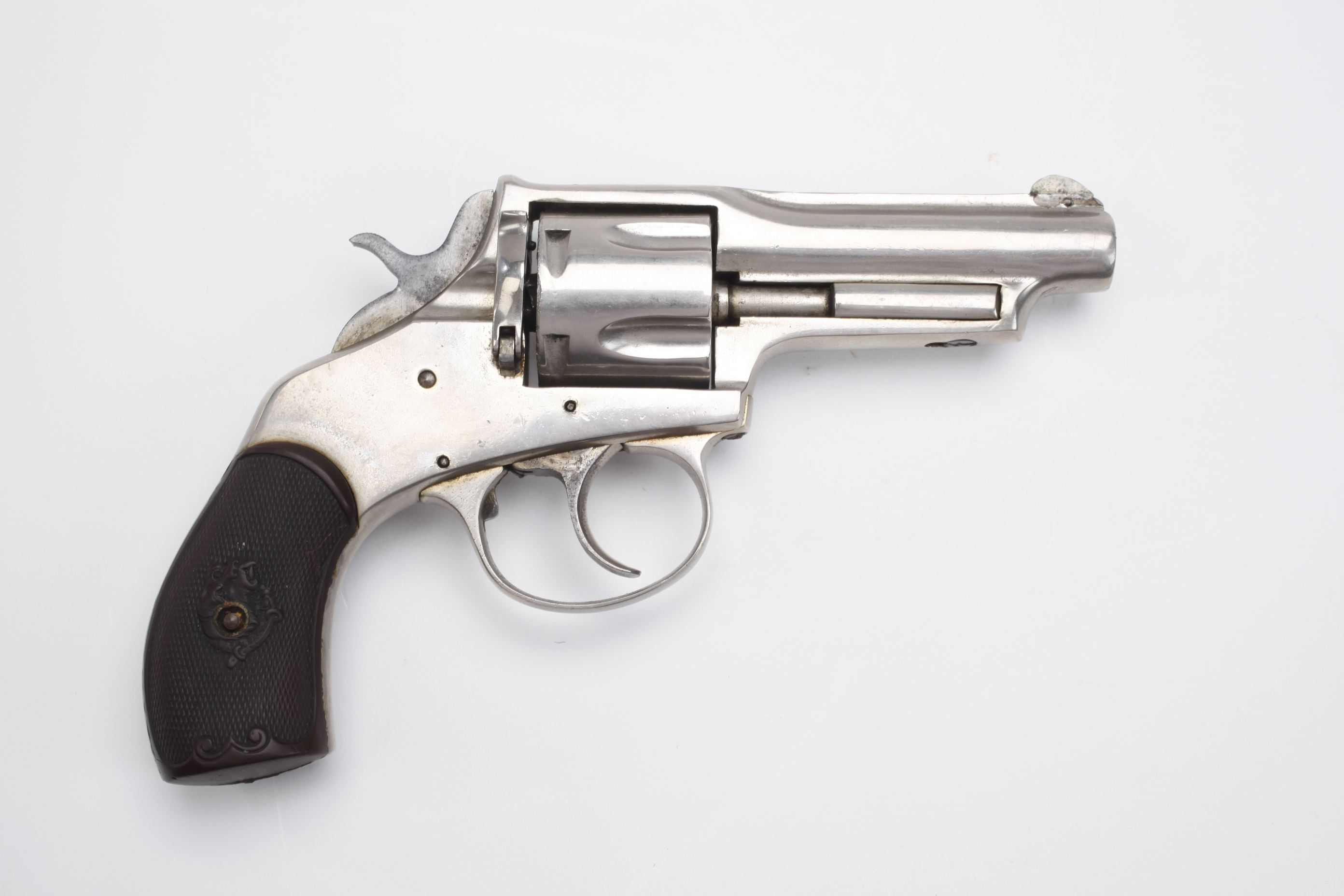 Iver Johnson Model 1879 revolver