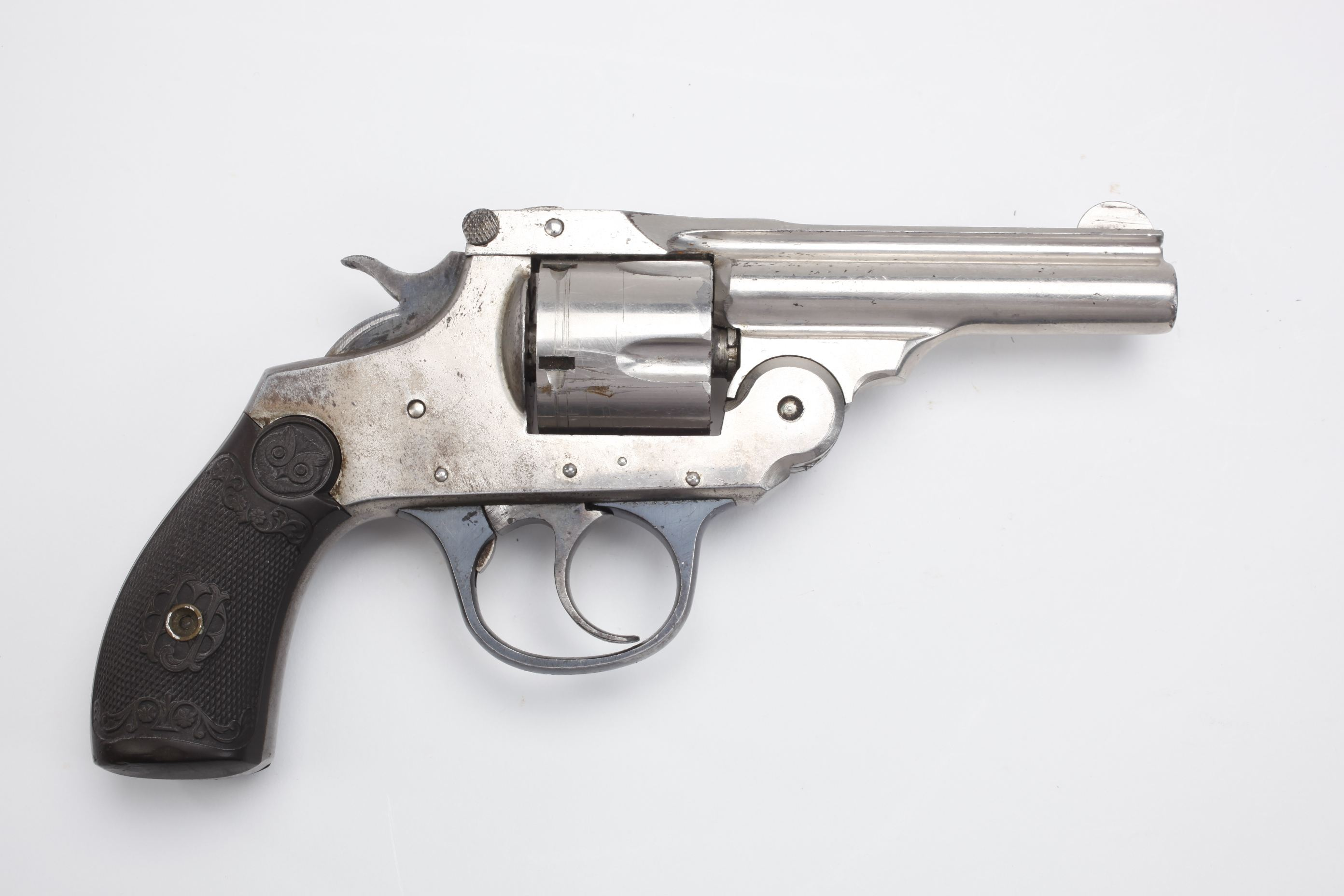 Iver Johnson revolver